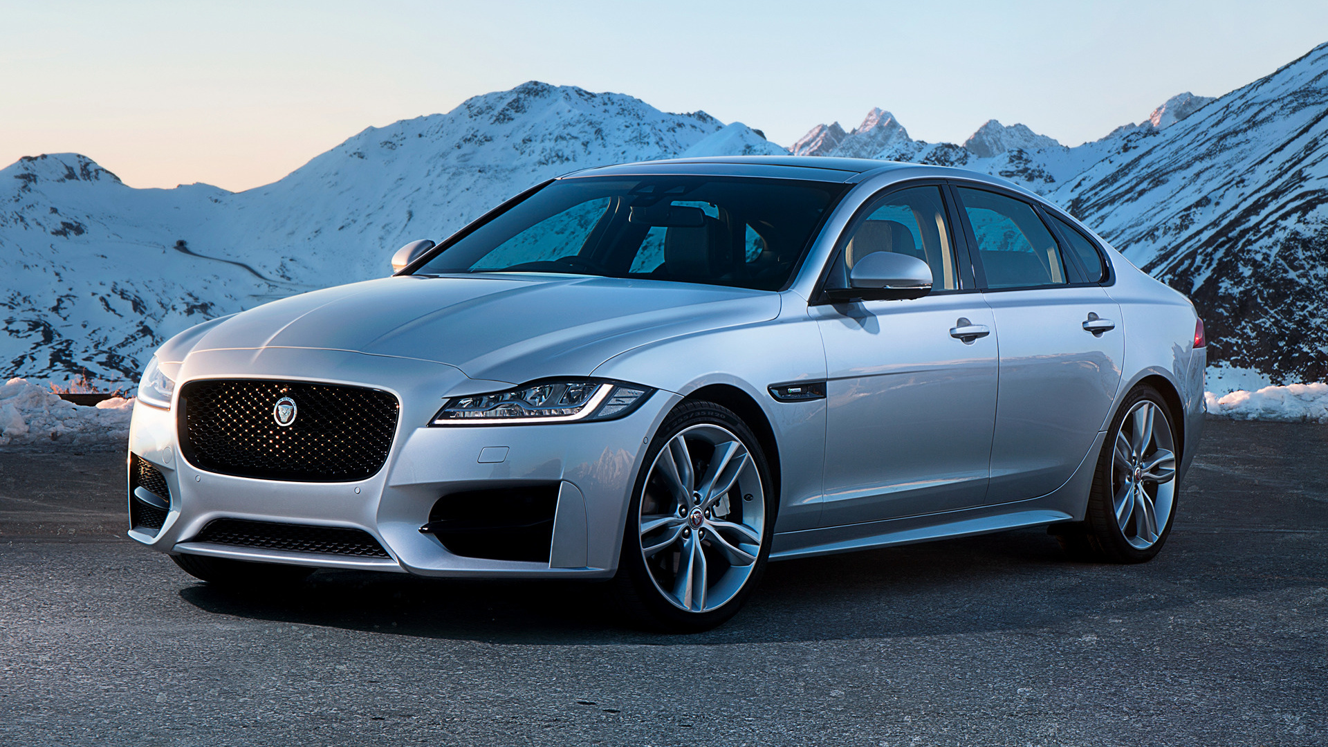Jaguar Xf R Sport 2016 Uk Wallpapers And Hd Images Car Pixel