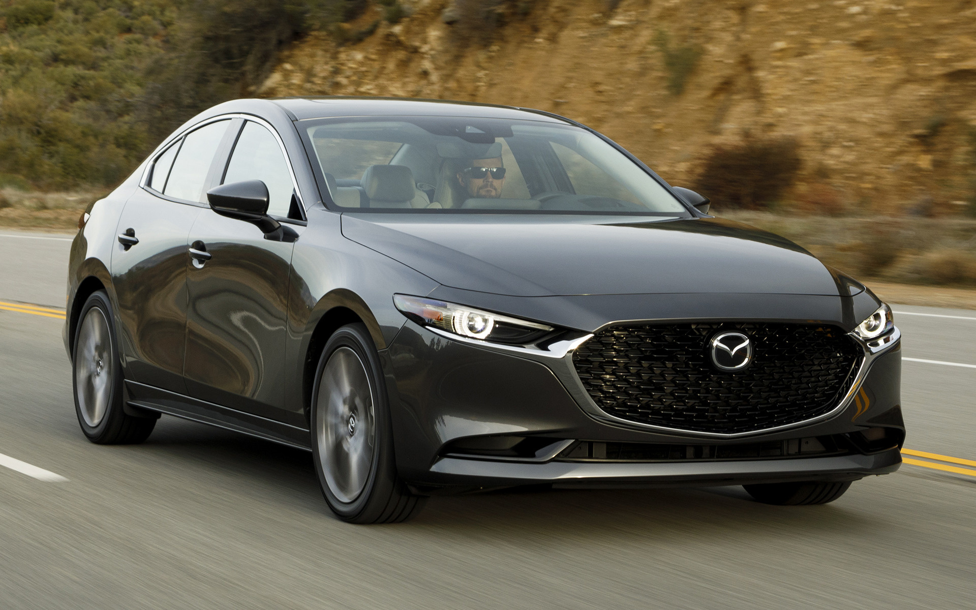2020 Mazda3 Sedan (US) - Wallpapers and HD Images | Car Pixel