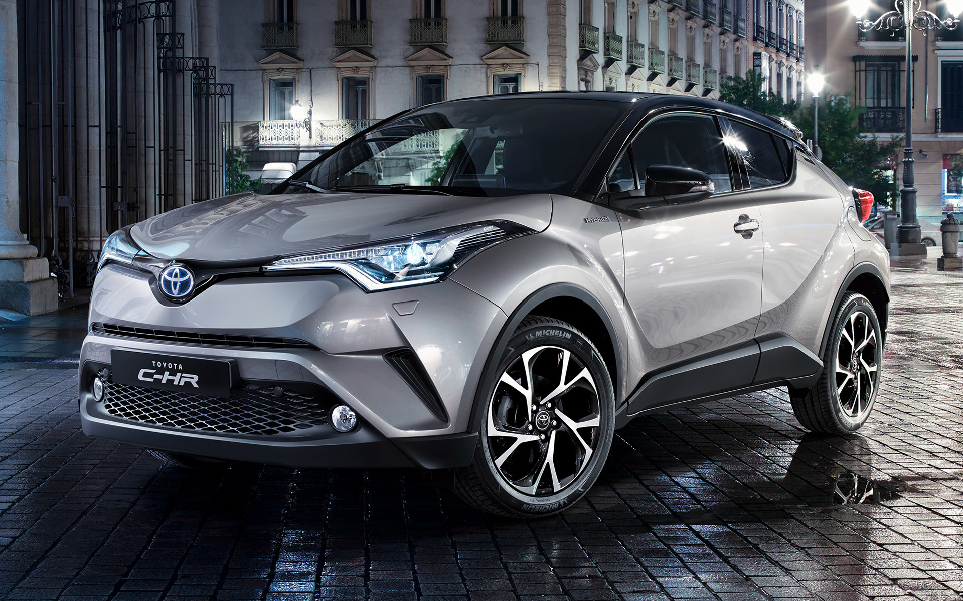 Toyota C Hr Hybrid 2016 Wallpapers And Hd Images Car Pixel