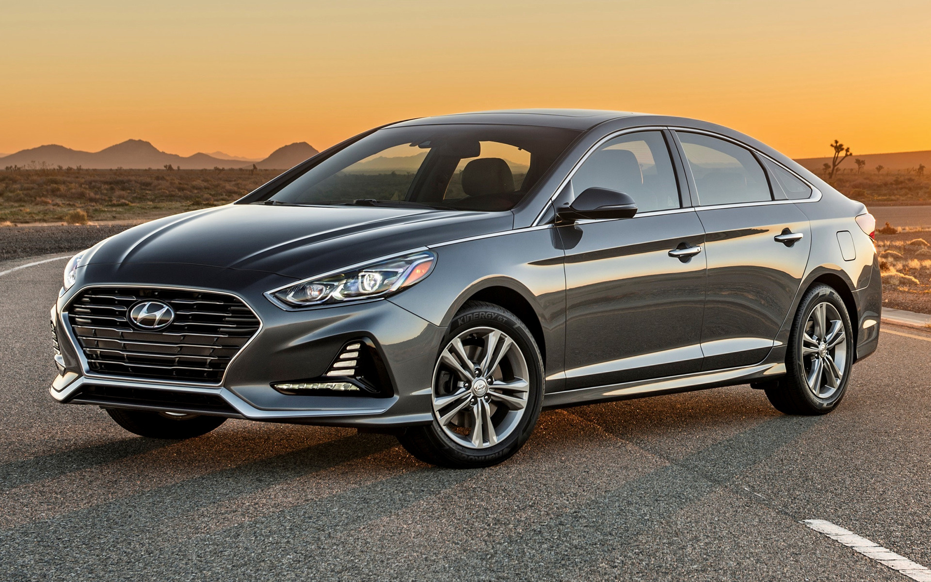 2018 Hyundai Sonata Wallpapers And Hd Images Car Pixel