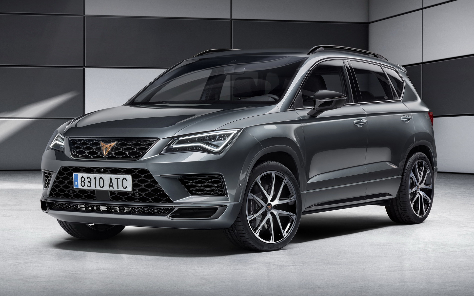 Jeep C Suv >> 2018 Cupra Ateca - Wallpapers and HD Images | Car Pixel