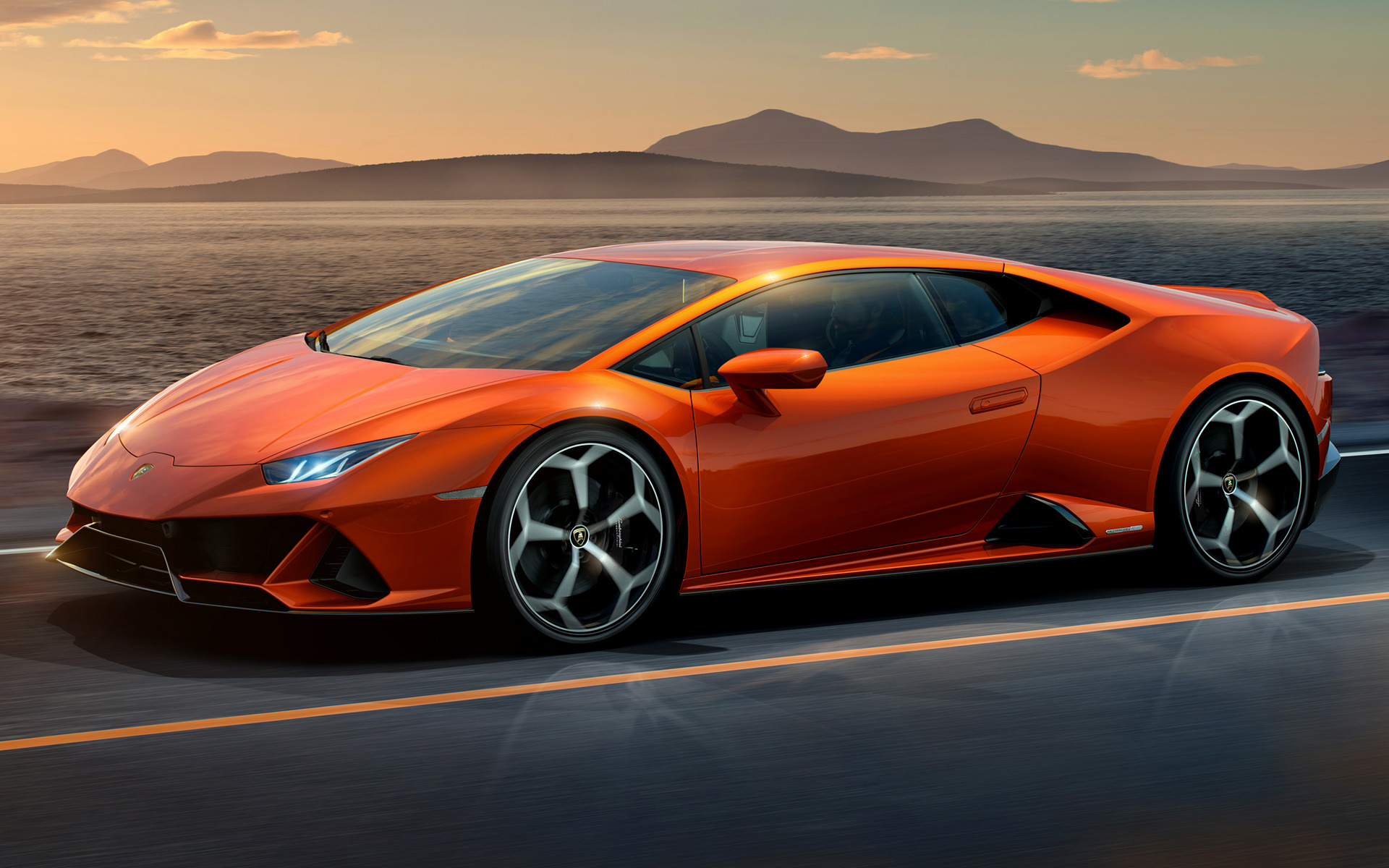 2019 Lamborghini Huracan Evo - Wallpapers and HD Images ...