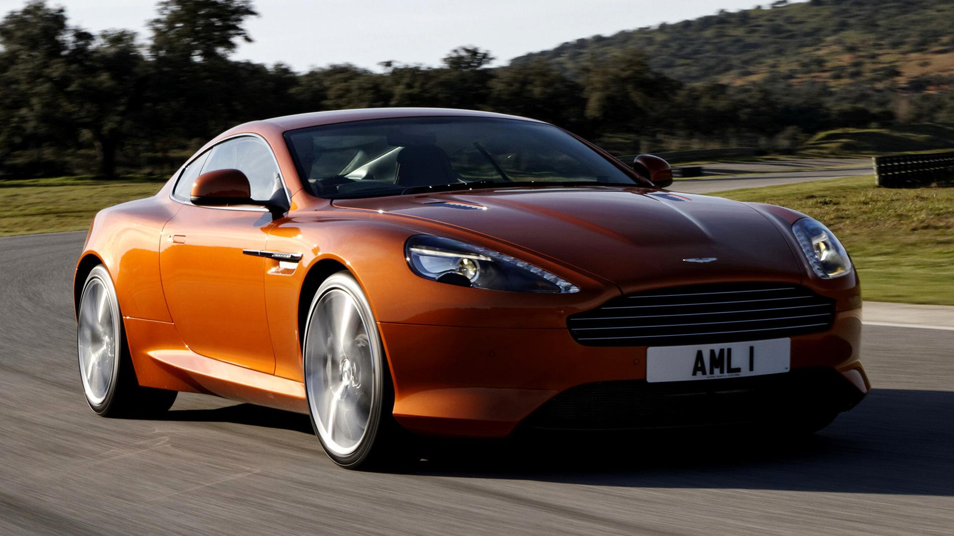 2011 Aston Martin Virage Uk Wallpapers And Hd Images Car Pixel