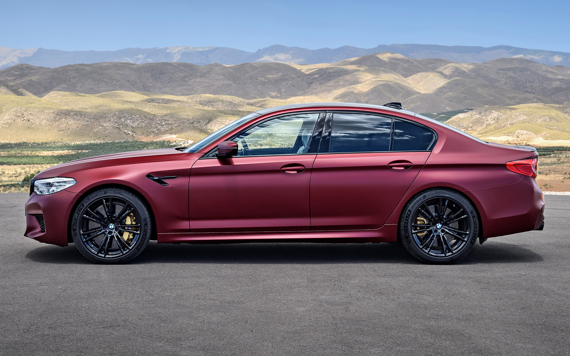Bmw M5 First Edition 2018 Wallpapers And Hd Images Car Pixel