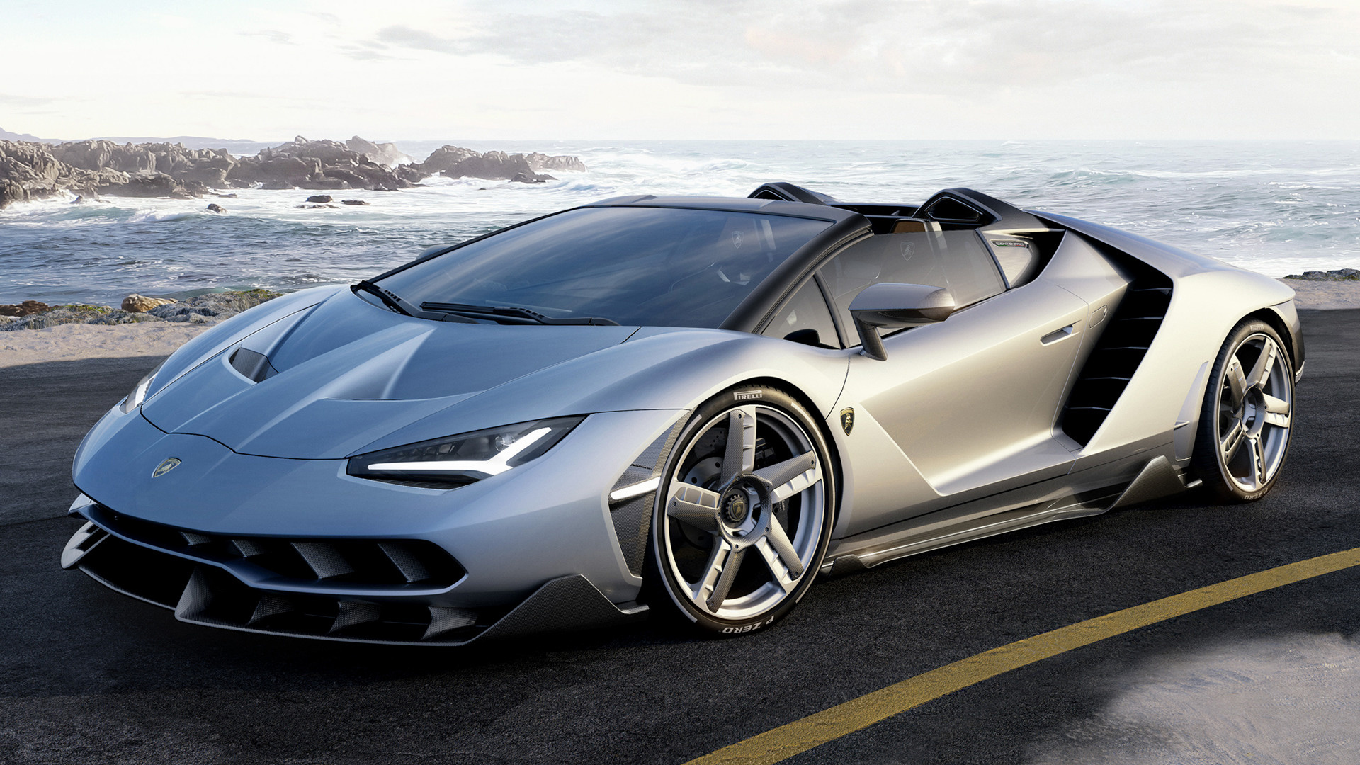 Lamborghini Centenario Roadster 2016 Wallpapers And Hd
