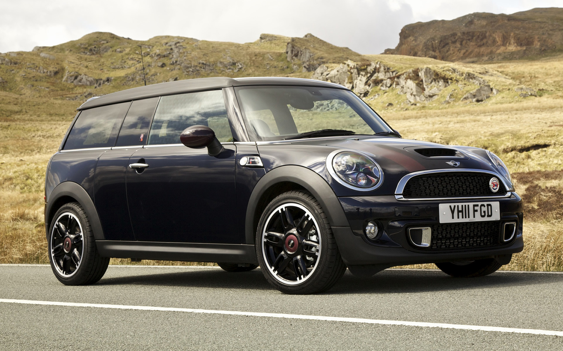 mini cooper s clubman 50 hampton 2011 uk wallpapers and hd images car pixel. Black Bedroom Furniture Sets. Home Design Ideas