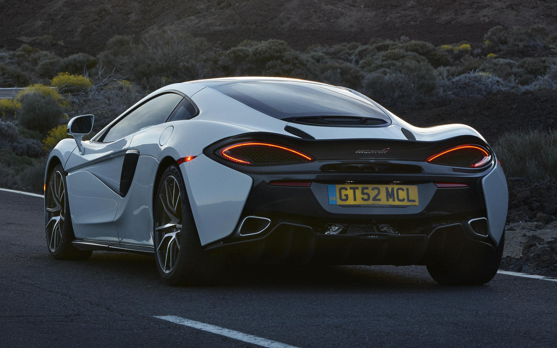2017 McLaren 570GT (US) - Wallpapers and HD Images | Car Pixel