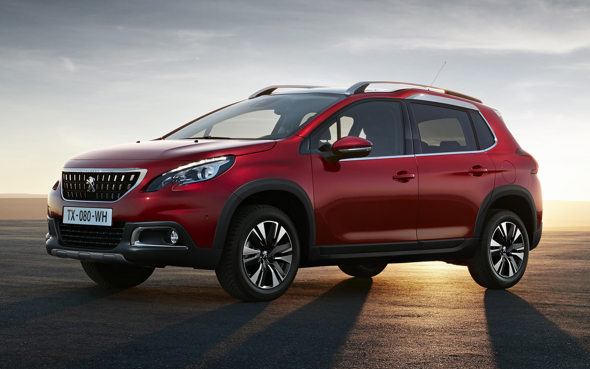 2016 Peugeot 2008 - Wallpapers and HD Images | Car Pixel