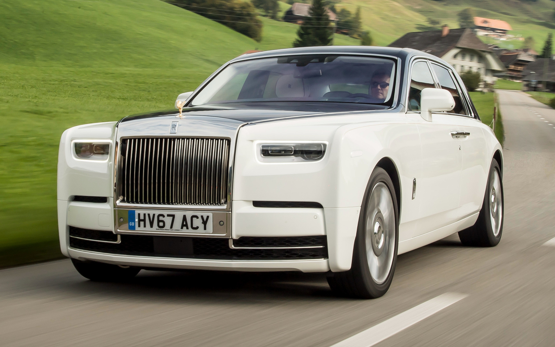 2017 Rolls Royce Phantom Wallpapers And Hd Images Car