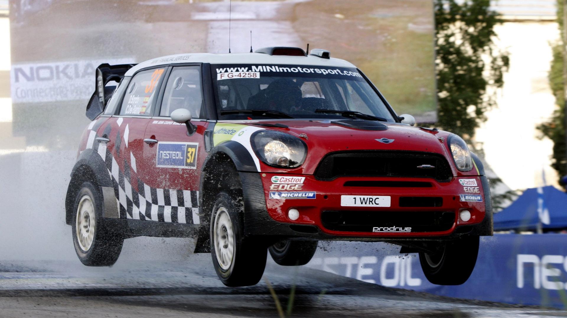 Dodge Ram 2015 >> 2011 Mini John Cooper Works Countryman WRC - Wallpapers ...