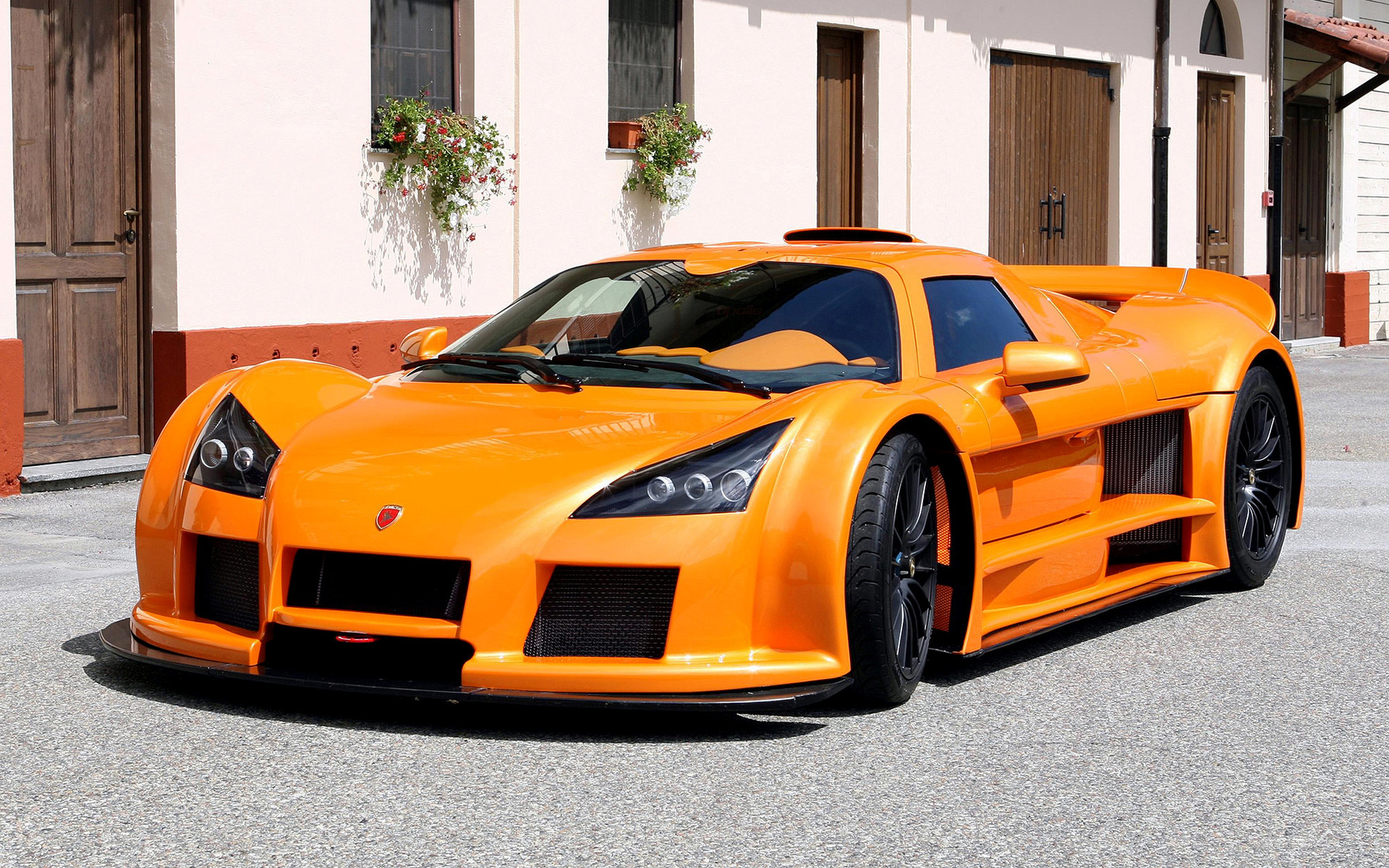 2007 Gumpert Apollo Basic - Wallpapers and HD Images | Car ...