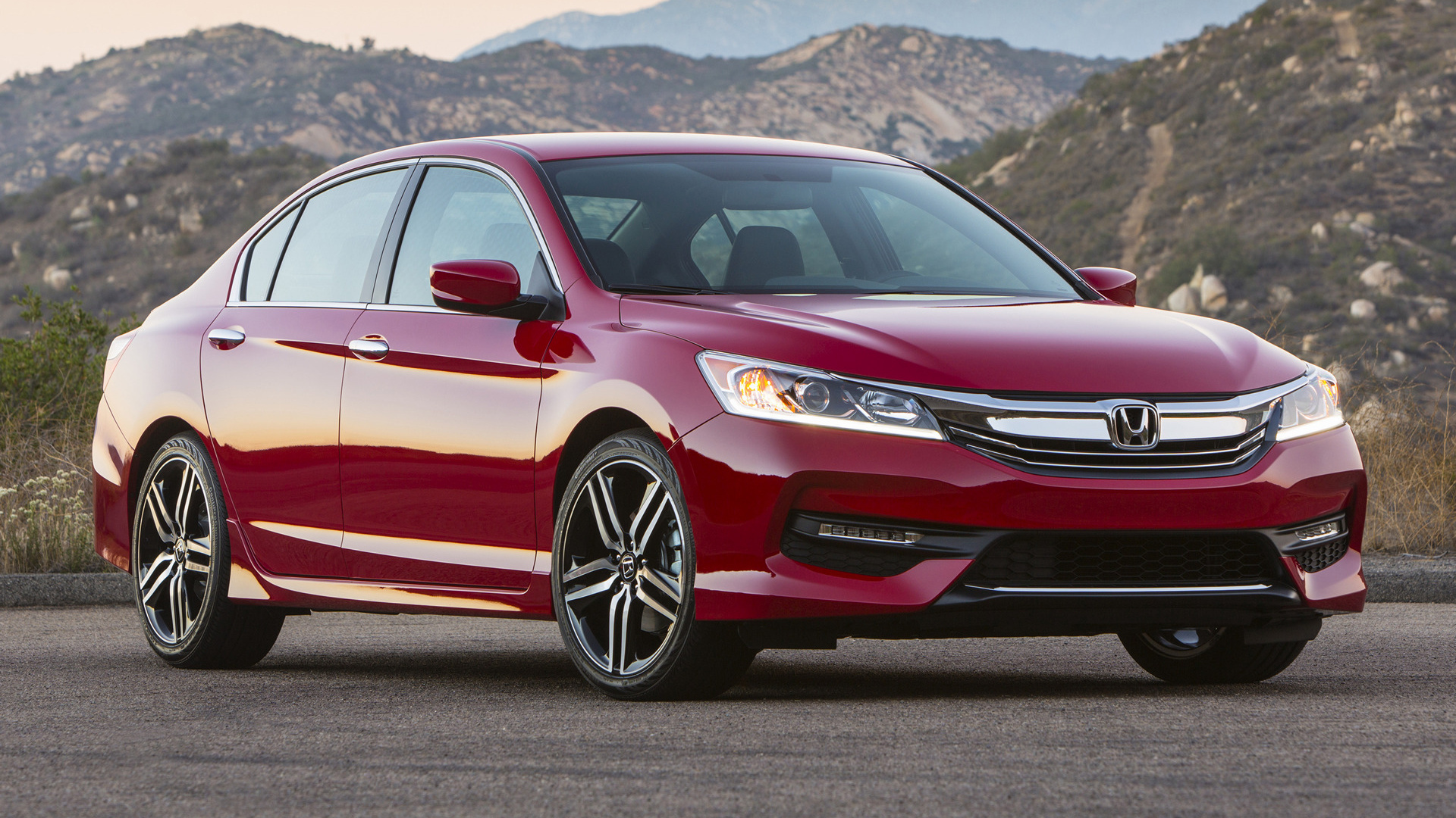 2016 Honda Accord Sport Us Wallpapers And Hd Images