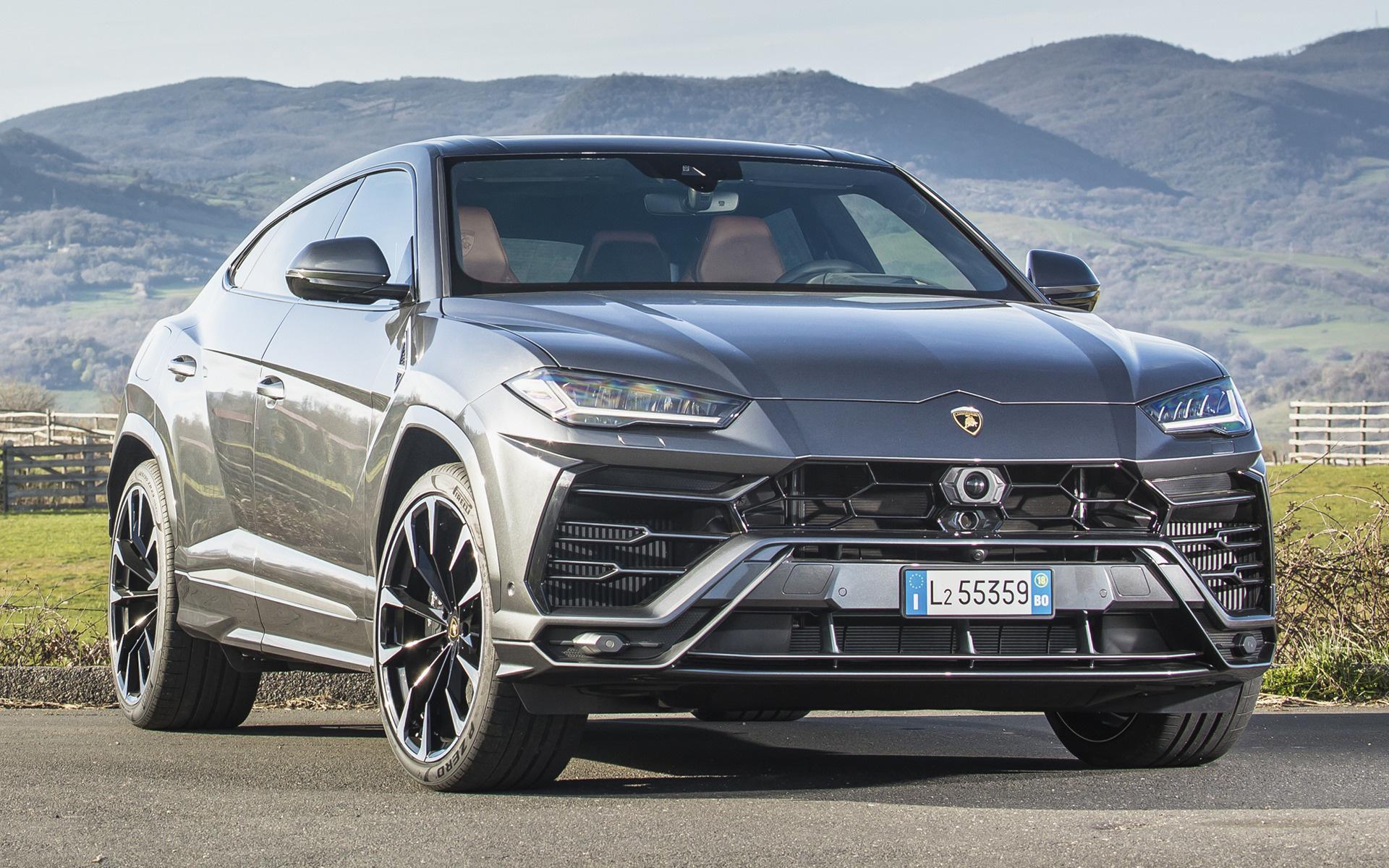 2018 Lamborghini Urus - Wallpapers and HD Images | Car Pixel