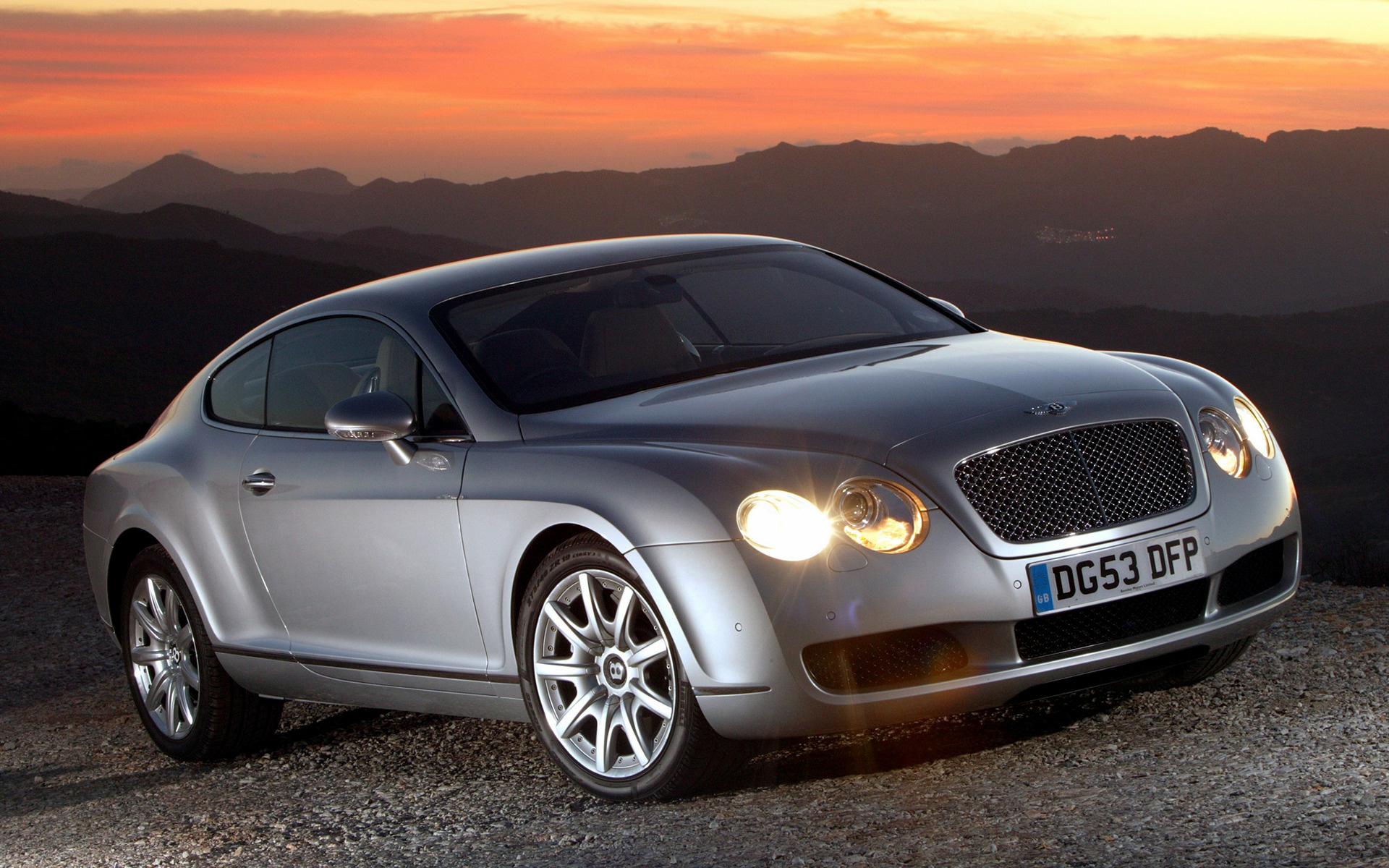 2003 bentley continental gt uk. Cars Review. Best American Auto & Cars Review