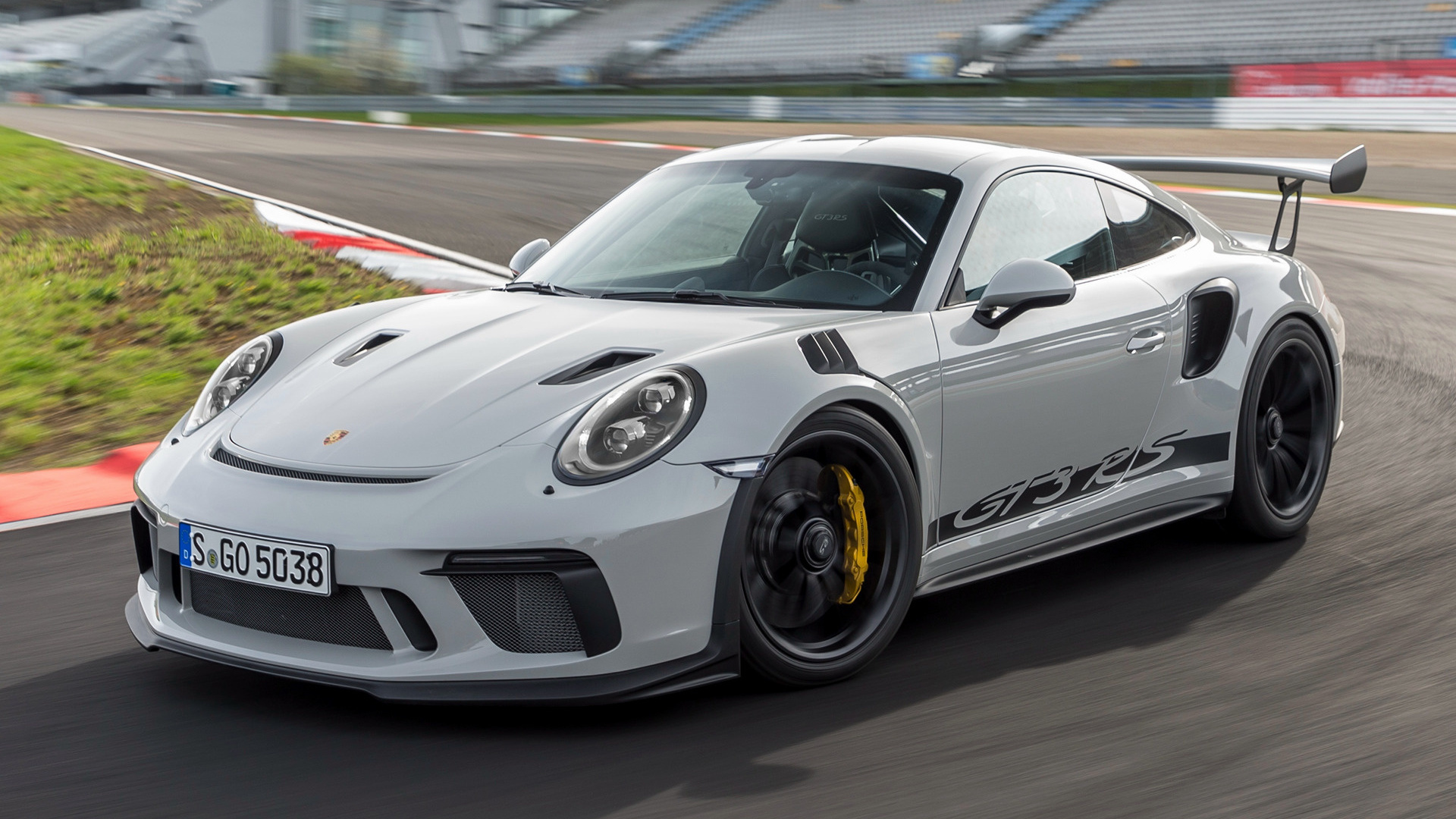 Porsche 911 Gt3 Rs Wallpaper: 2018 Porsche 911 GT3 RS - Wallpapers And HD Images