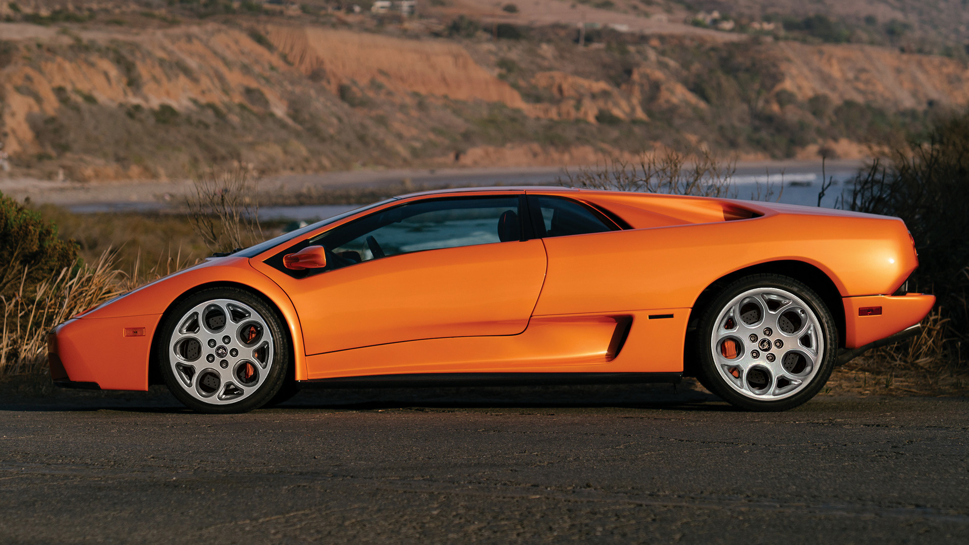 2000 Lamborghini Diablo Vt 6 0 Us Wallpapers And Hd