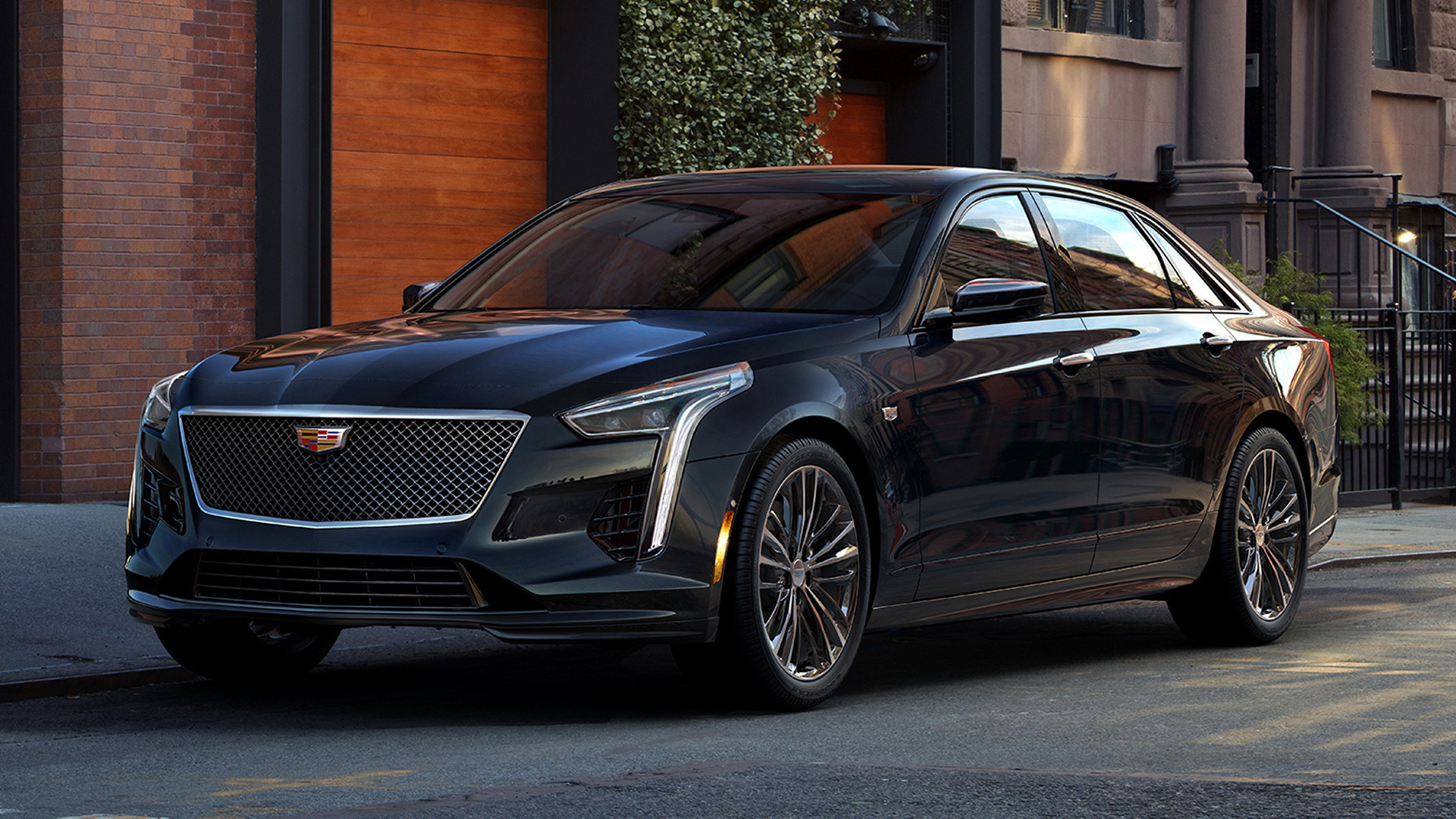 Cadillac CT6 V-Sport (2019) Wallpapers and HD Images - Car Pixel