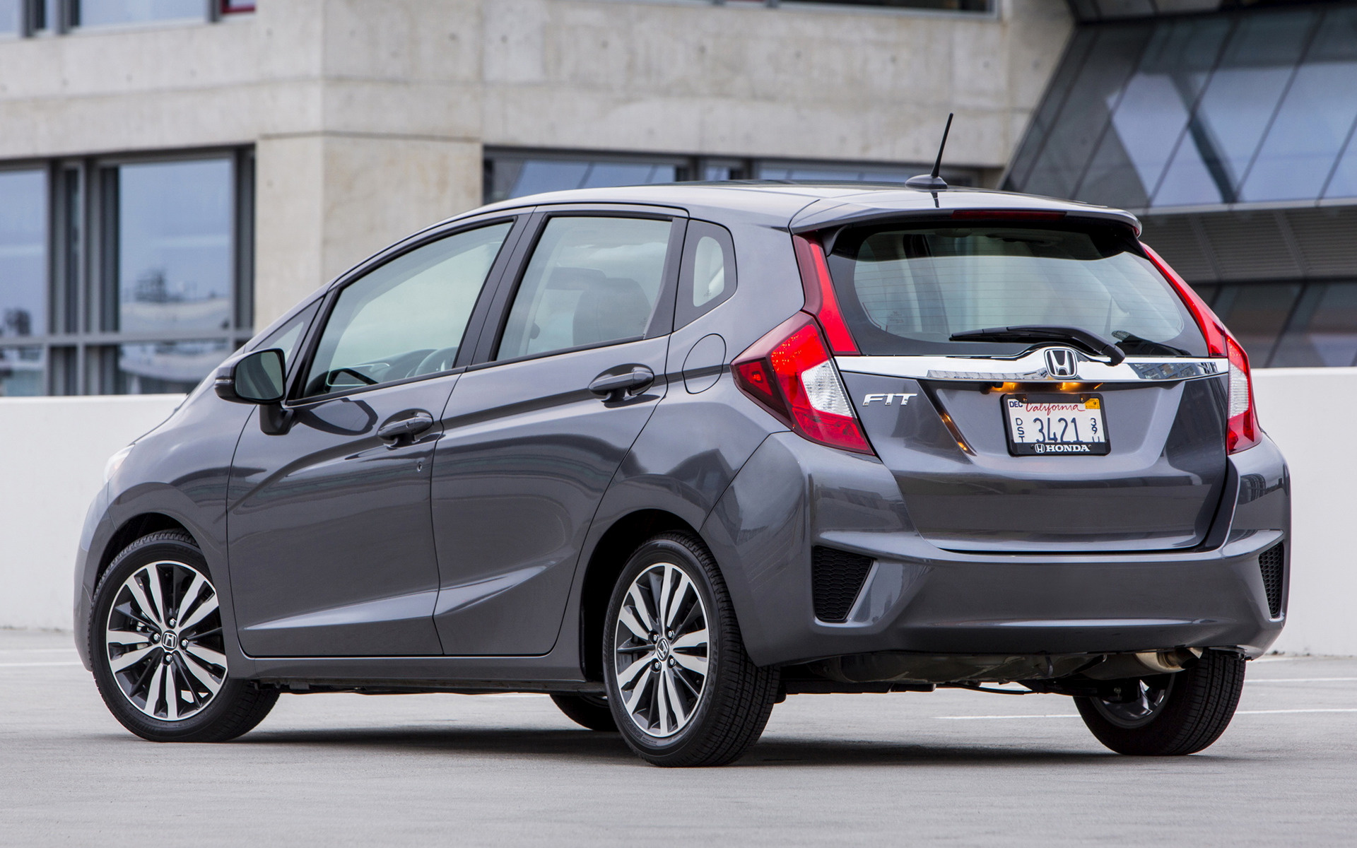 Wide 8:5 · Honda Fit (2014) ...