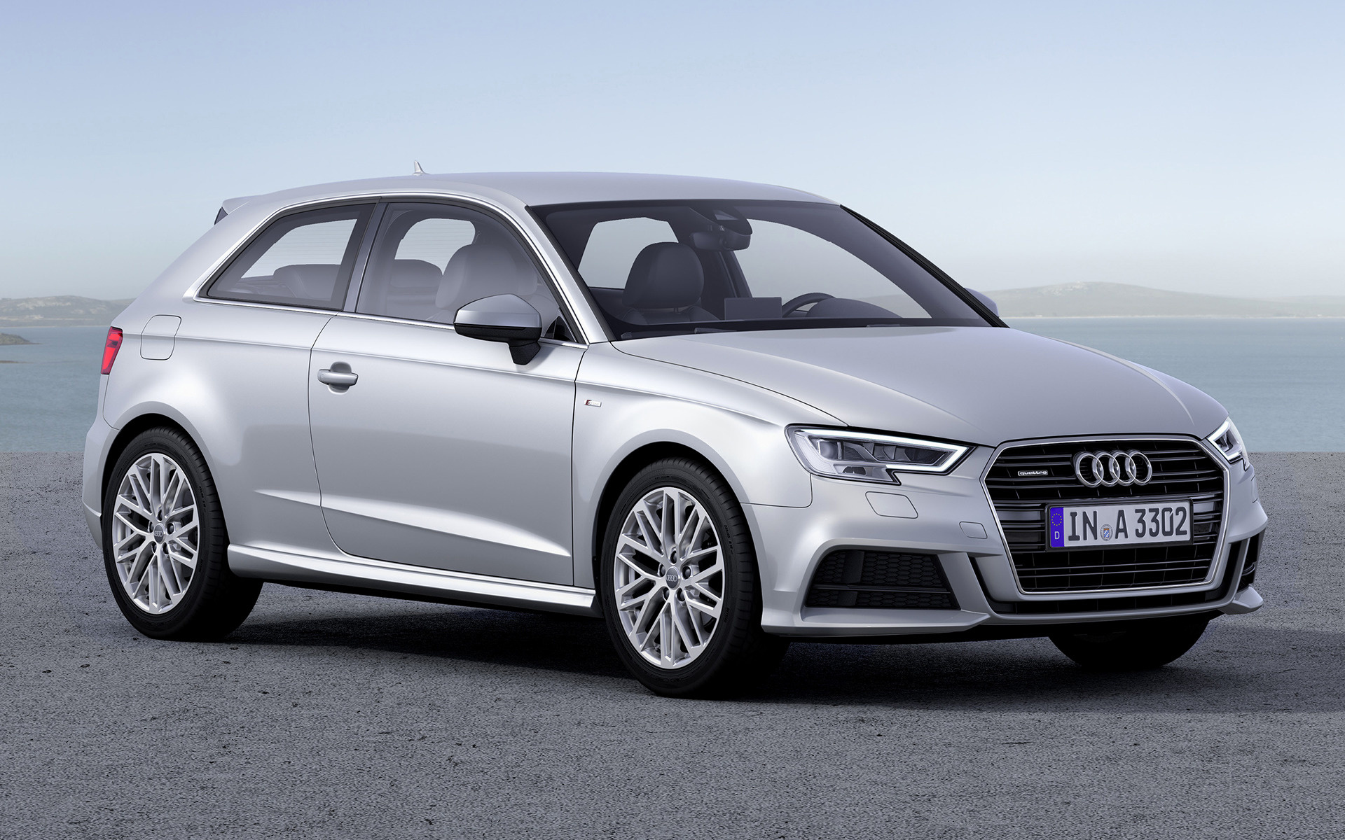 2016 Audi A3 S line - Wallpapers and HD Images | Car Pixel