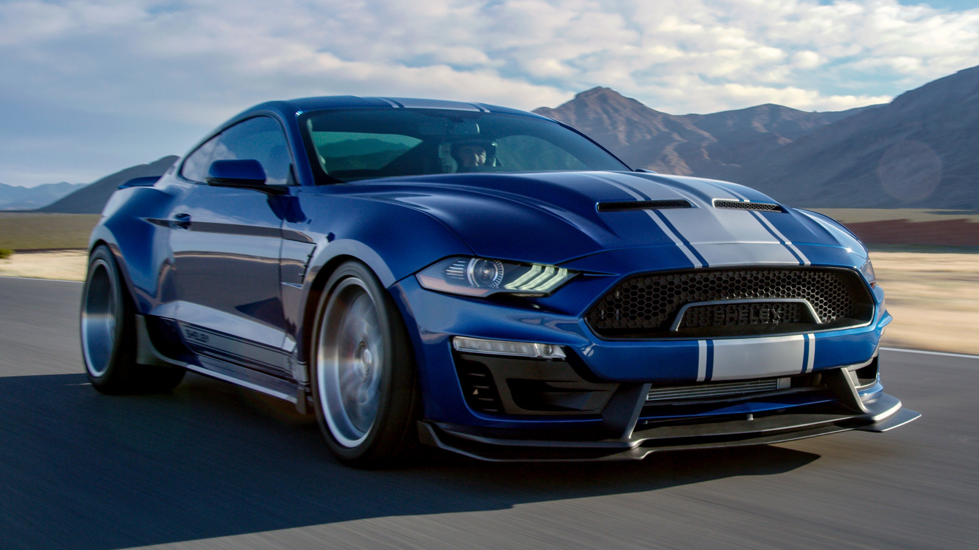 2018 Shelby Super Snake Widebody Wallpapers And Hd