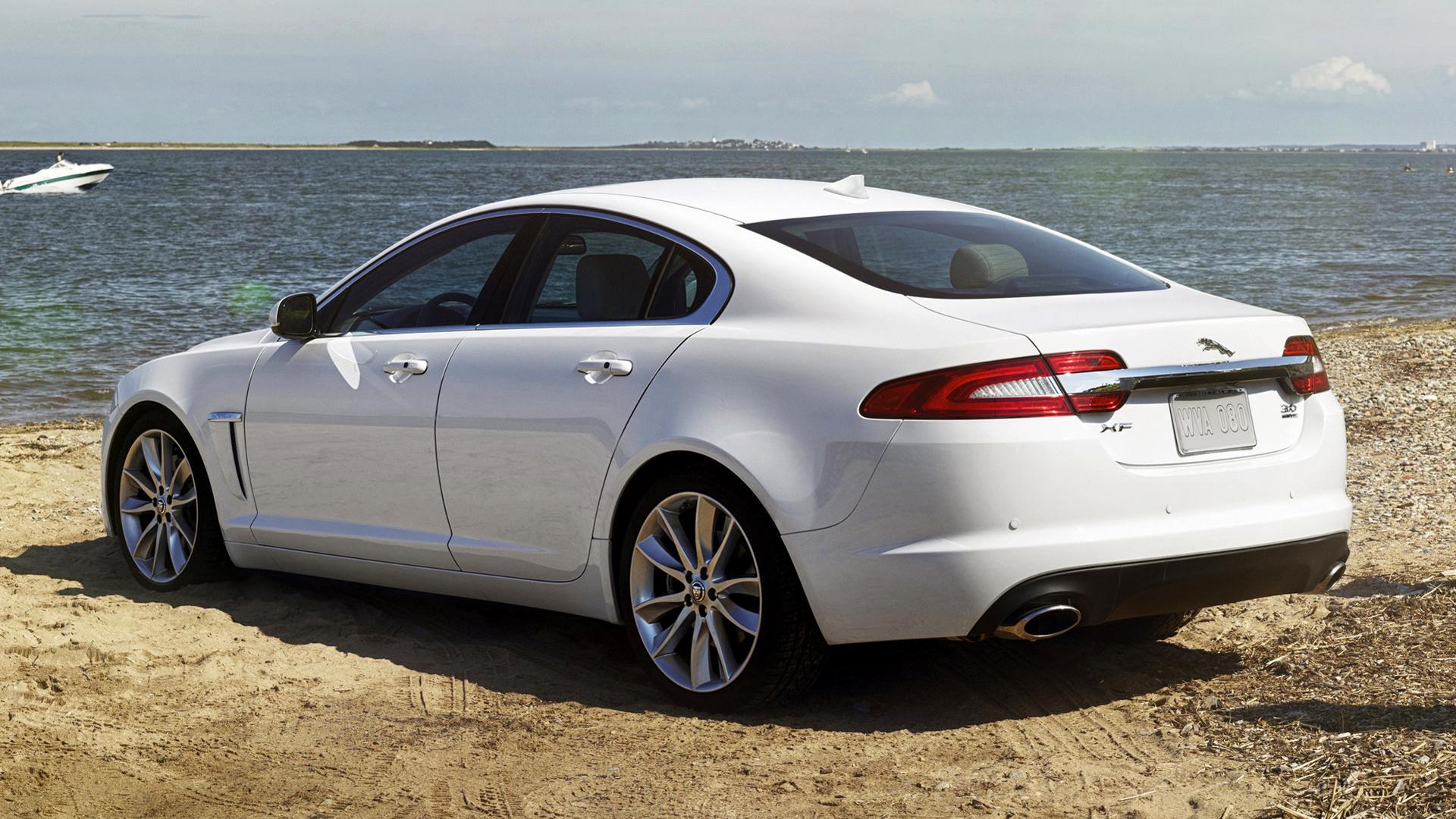 2012 Jaguar XF (US) - Fonds d'écran et images HD | Car Pixel