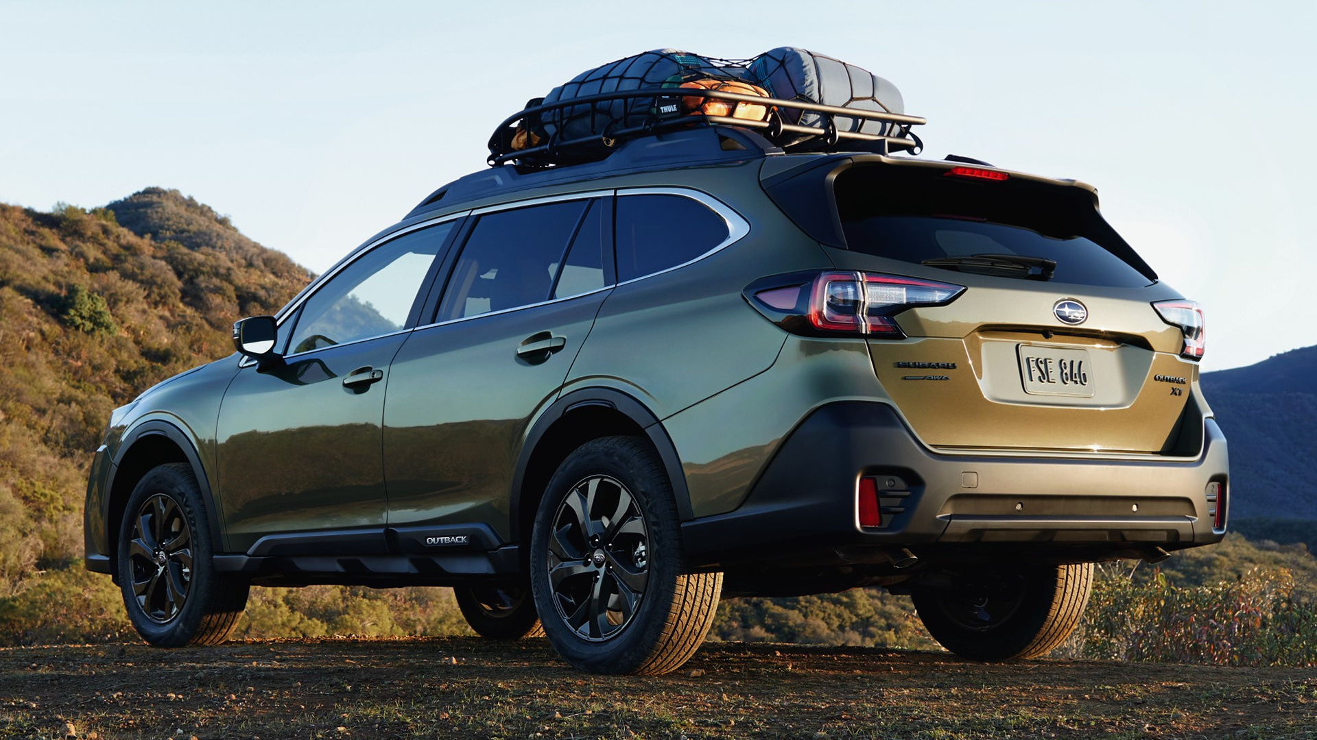 2020 Subaru Outback Xt Onyx Edition Wallpapers And Hd