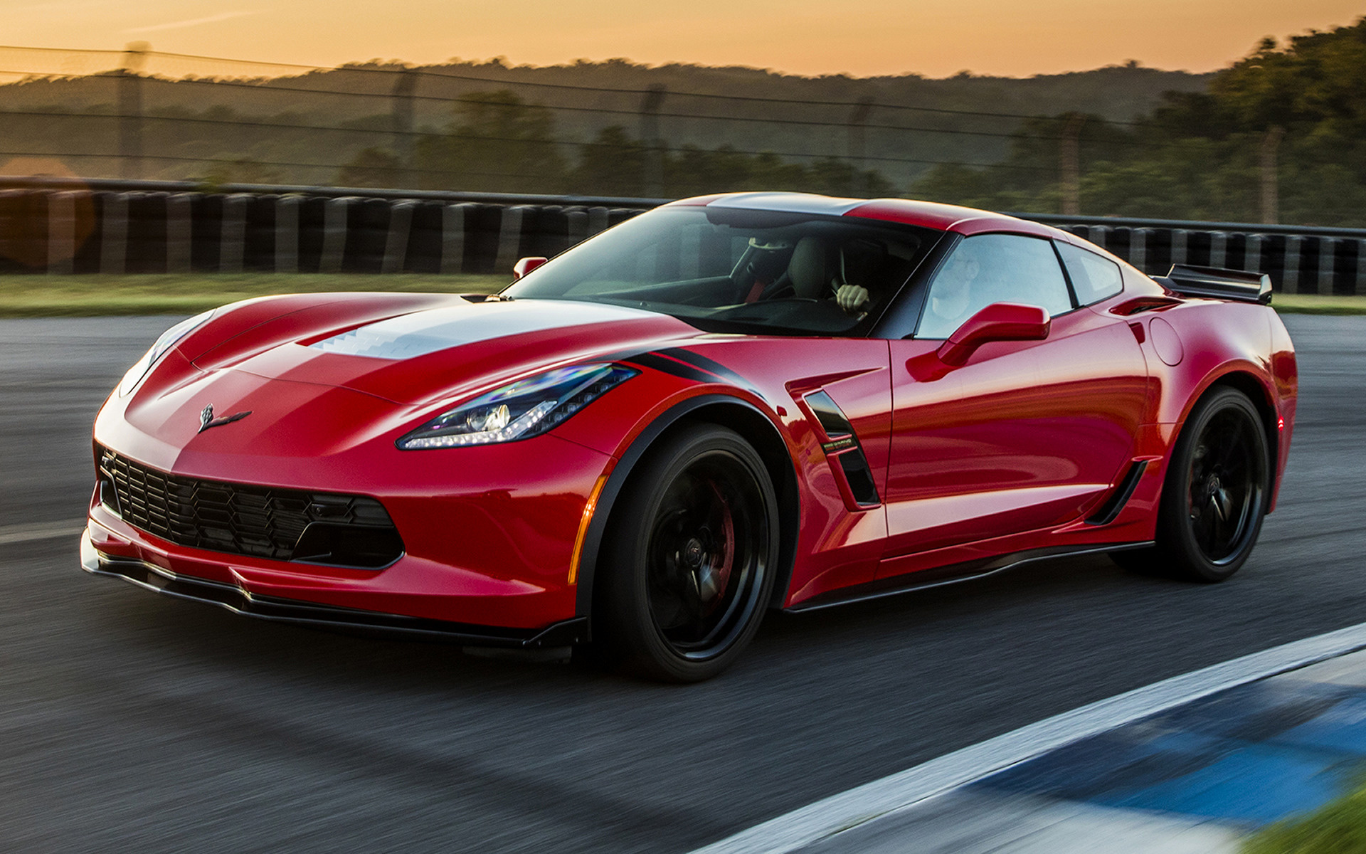 2017 Chevrolet Corvette Grand Sport - Wallpapers and HD ...