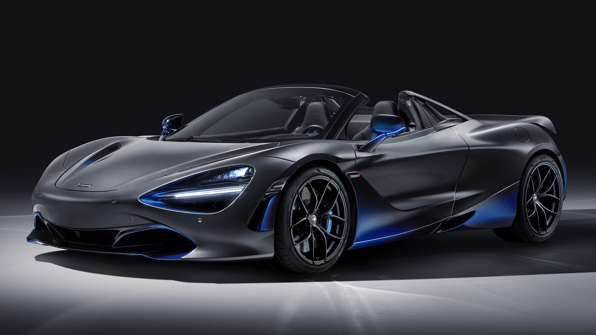2019 McLaren 720S Spider by MSO - Wallpapers and HD Images | Car Pixel