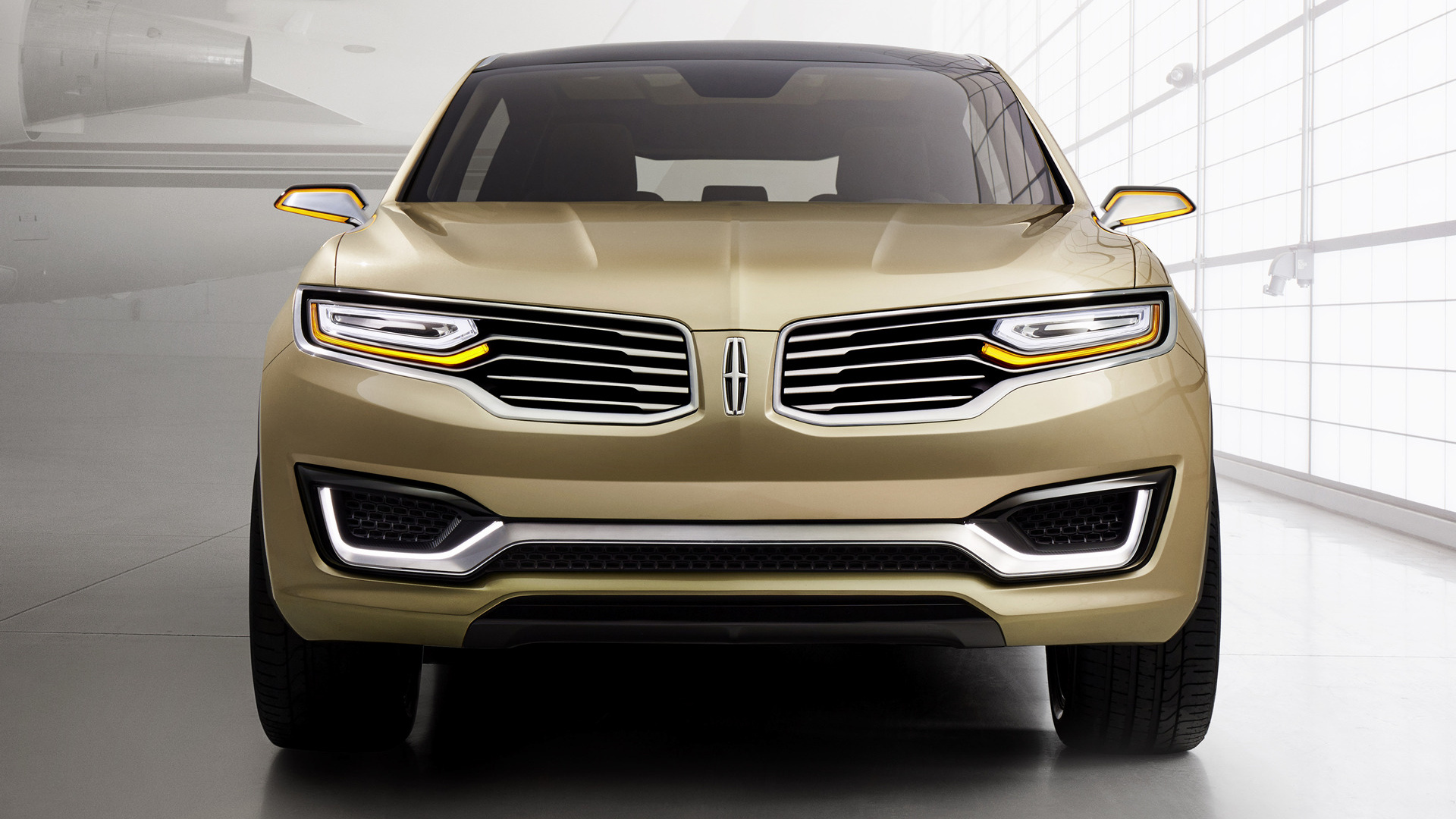 Lincoln MKX Concept (2014) Wallpapers and HD Images