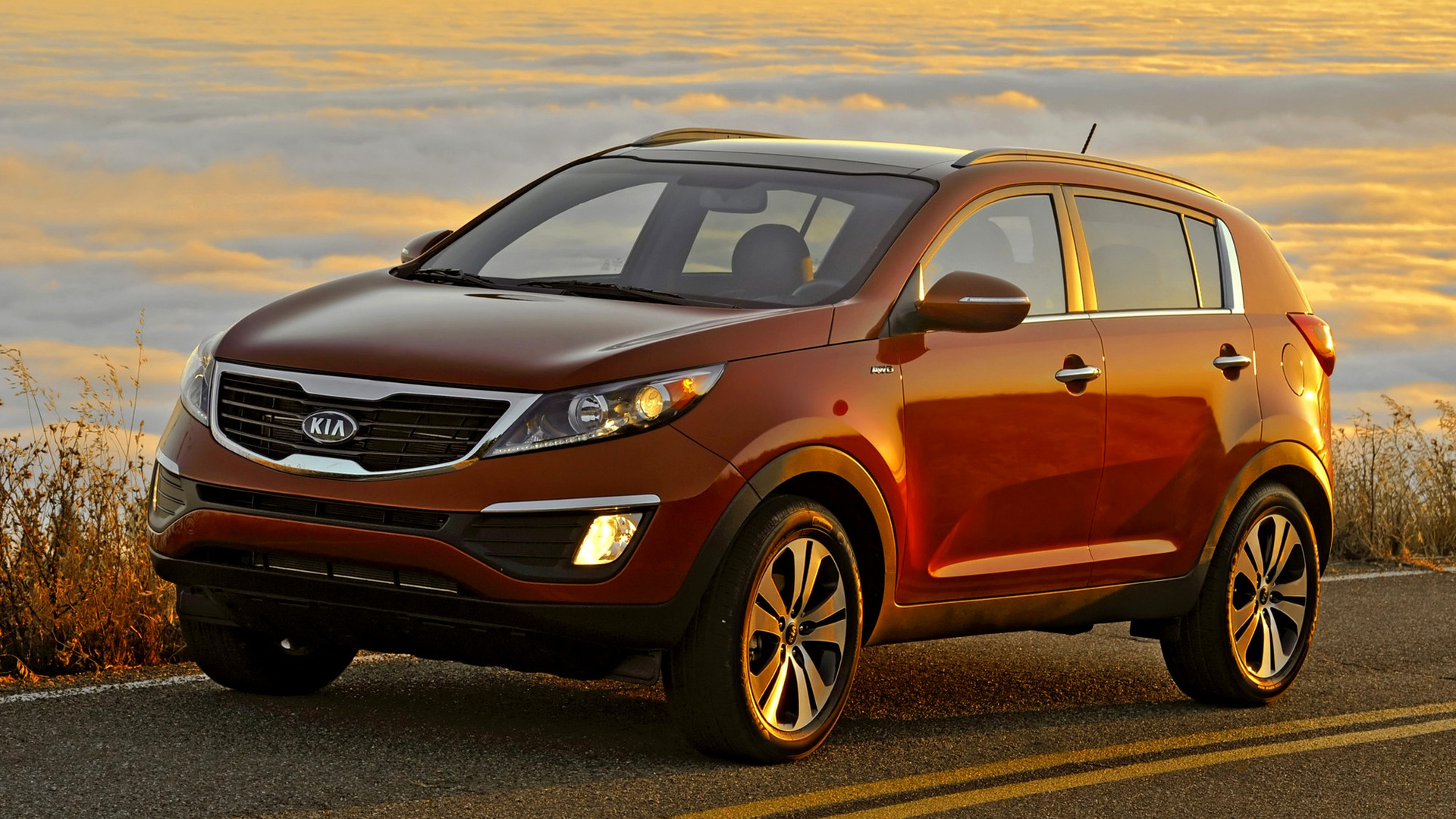 2010 kia sportage us wallpapers and hd images car pixel. Black Bedroom Furniture Sets. Home Design Ideas
