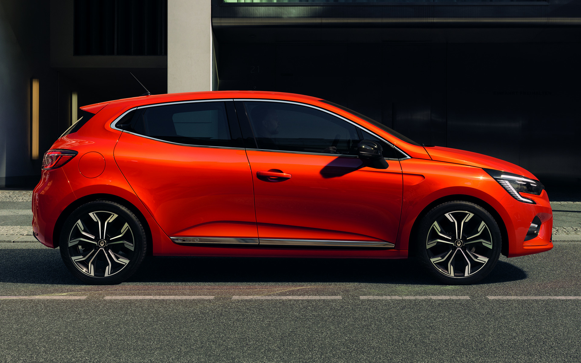 2019 Renault Clio Wallpapers And Hd Images Car Pixel