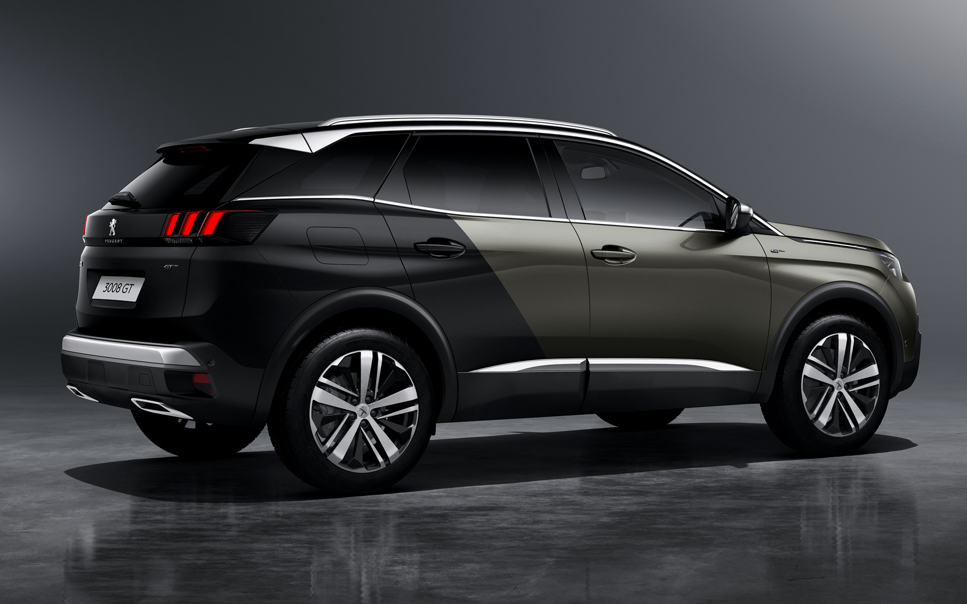 Peugeot 3008 GT (2016) Wallpapers and HD Images - Car Pixel