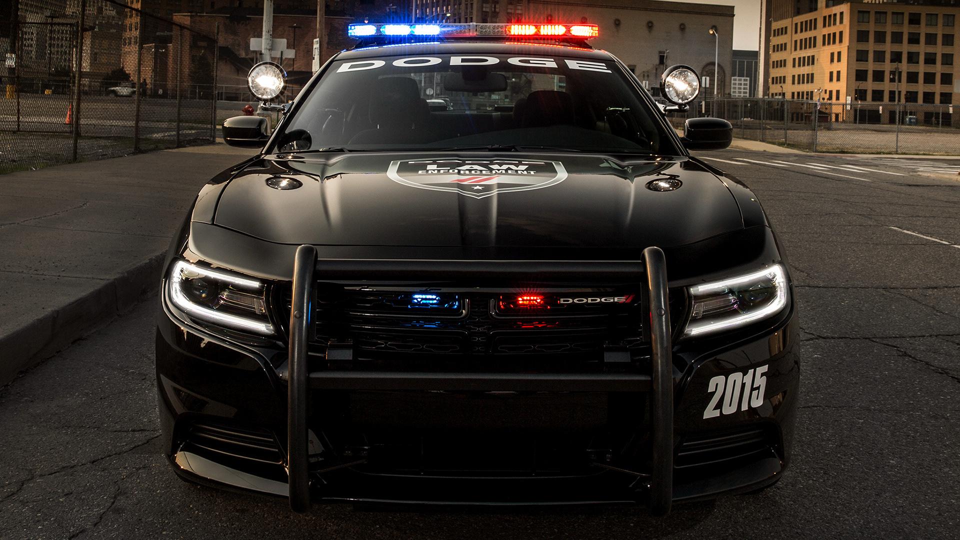 2015 Dodge Charger Pursuit Awd