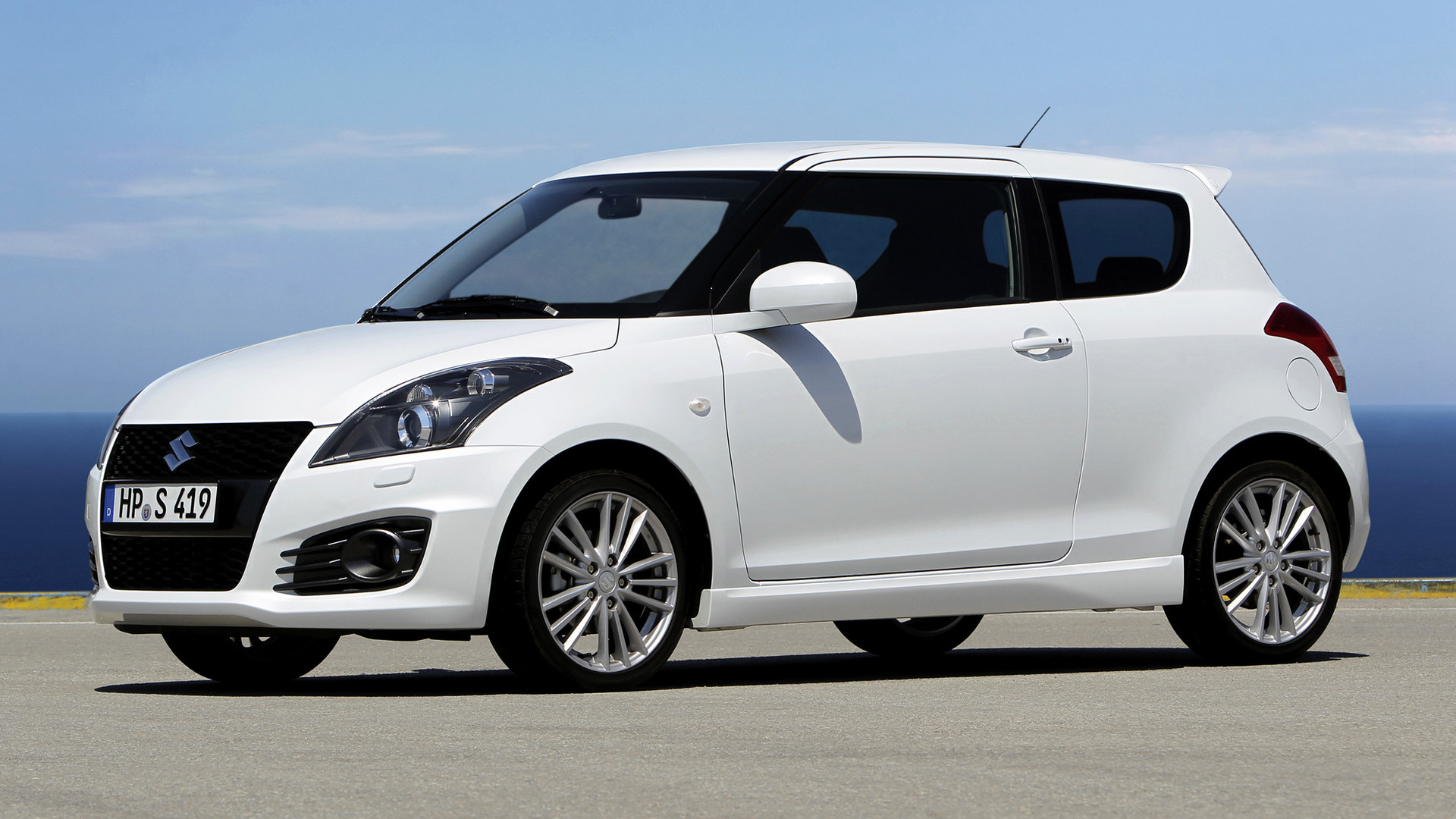 Suzuki Swift Sport 2011 Wallpapers And Hd Images Car Pixel