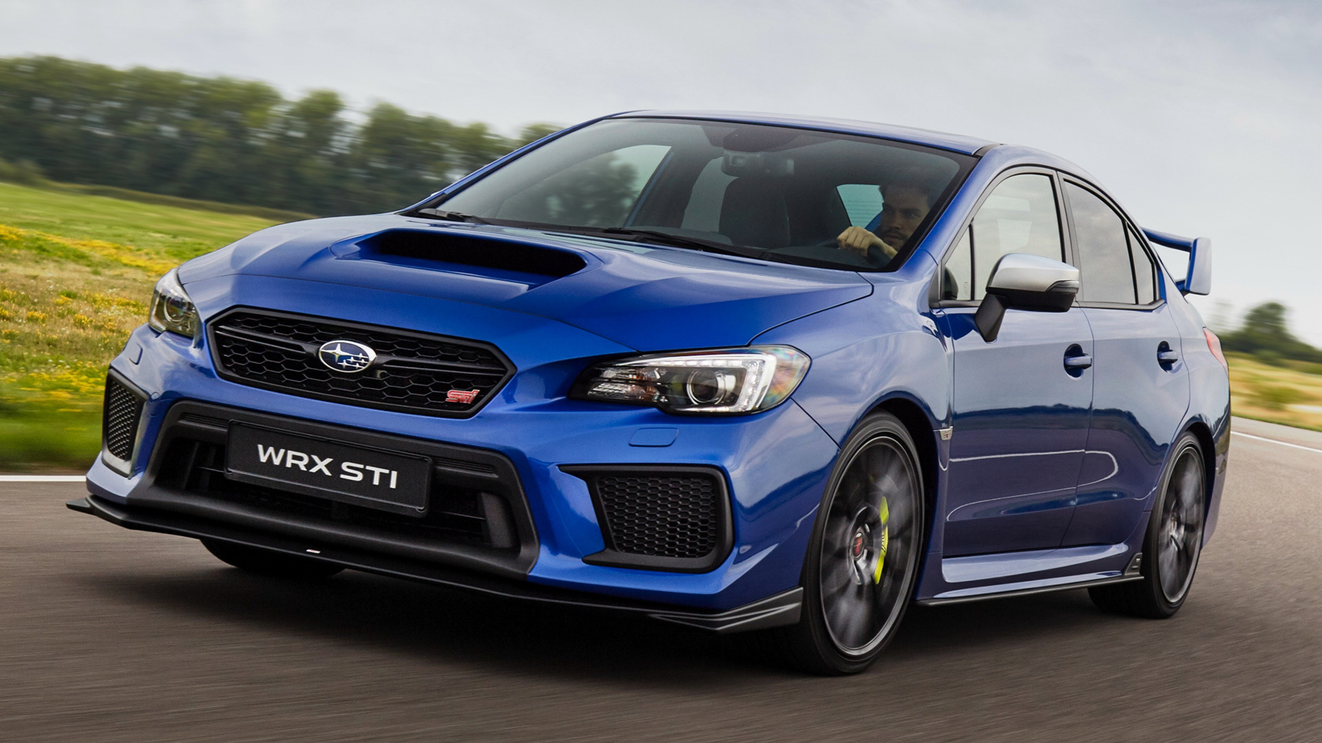 subaru wrx sti 2017 wallpapers and hd images car pixel. Black Bedroom Furniture Sets. Home Design Ideas
