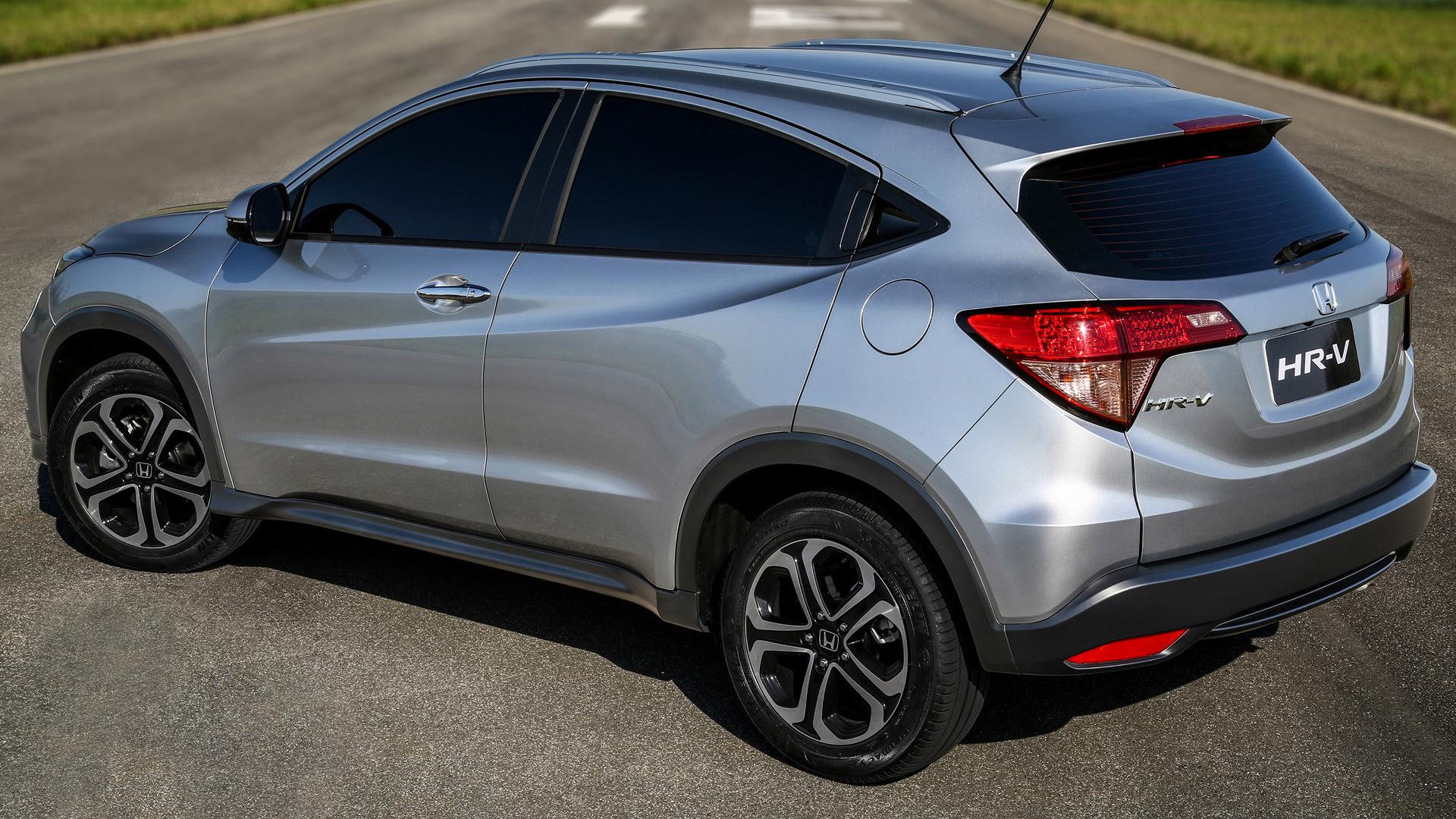 Honda HR-V (2015) BR Wallpapers and HD Images - Car Pixel