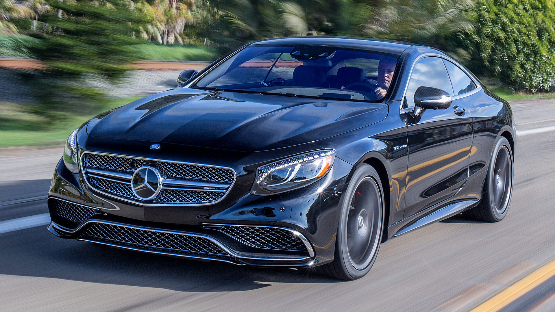 Mercedes Benz S 65 Amg Coupe 2015 Us Wallpapers And Hd