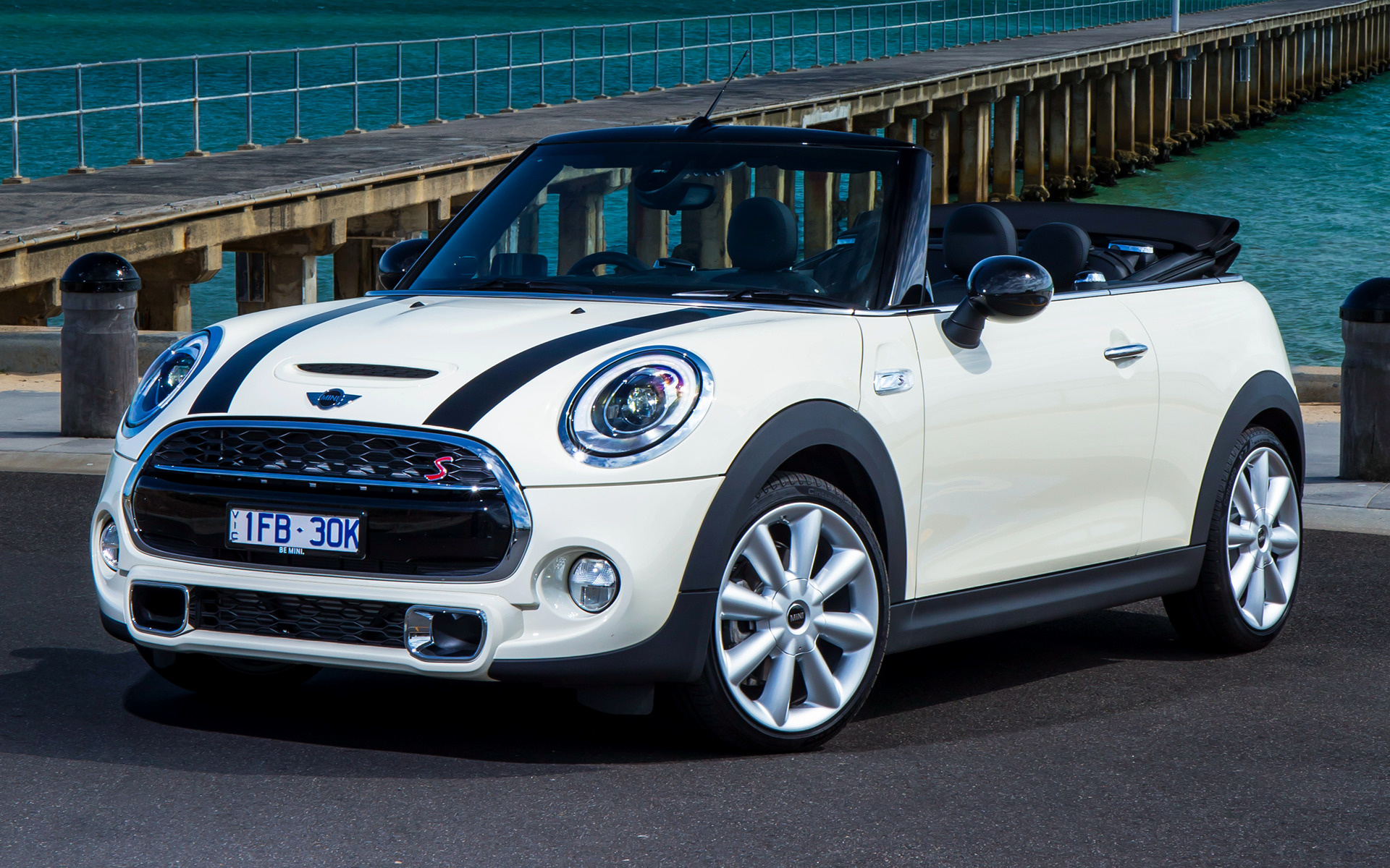 Mini Cooper S Convertible (2016) AU Wallpapers and HD ...