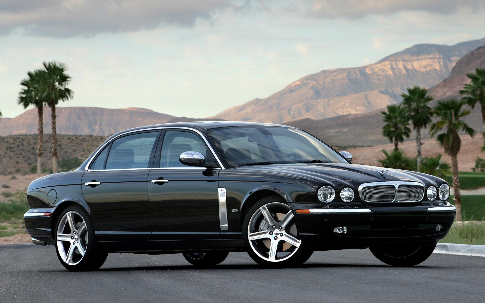 2006 Jaguar Super V8 Portfolio Us Wallpapers And Hd
