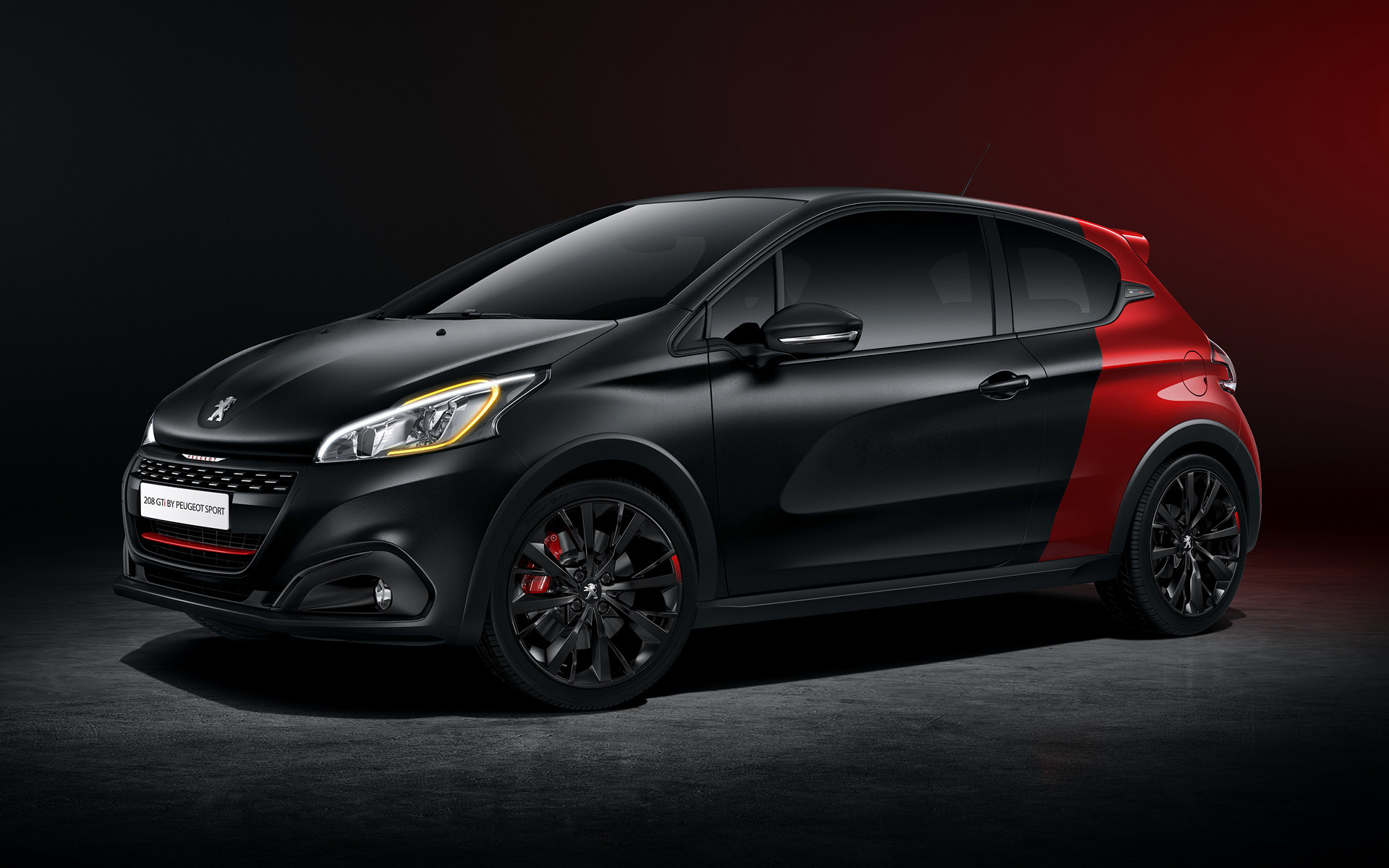 2015 Peugeot 208 Gti By Peugeot Sport Wallpapers And Hd