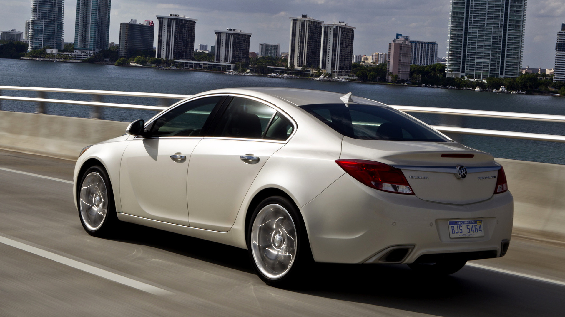 2011 buick regal gs - wallpapers and hd images | car pixel