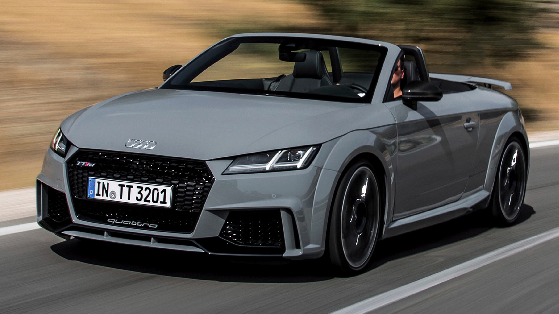2016 audi tt rs roadster wallpapers and hd images car