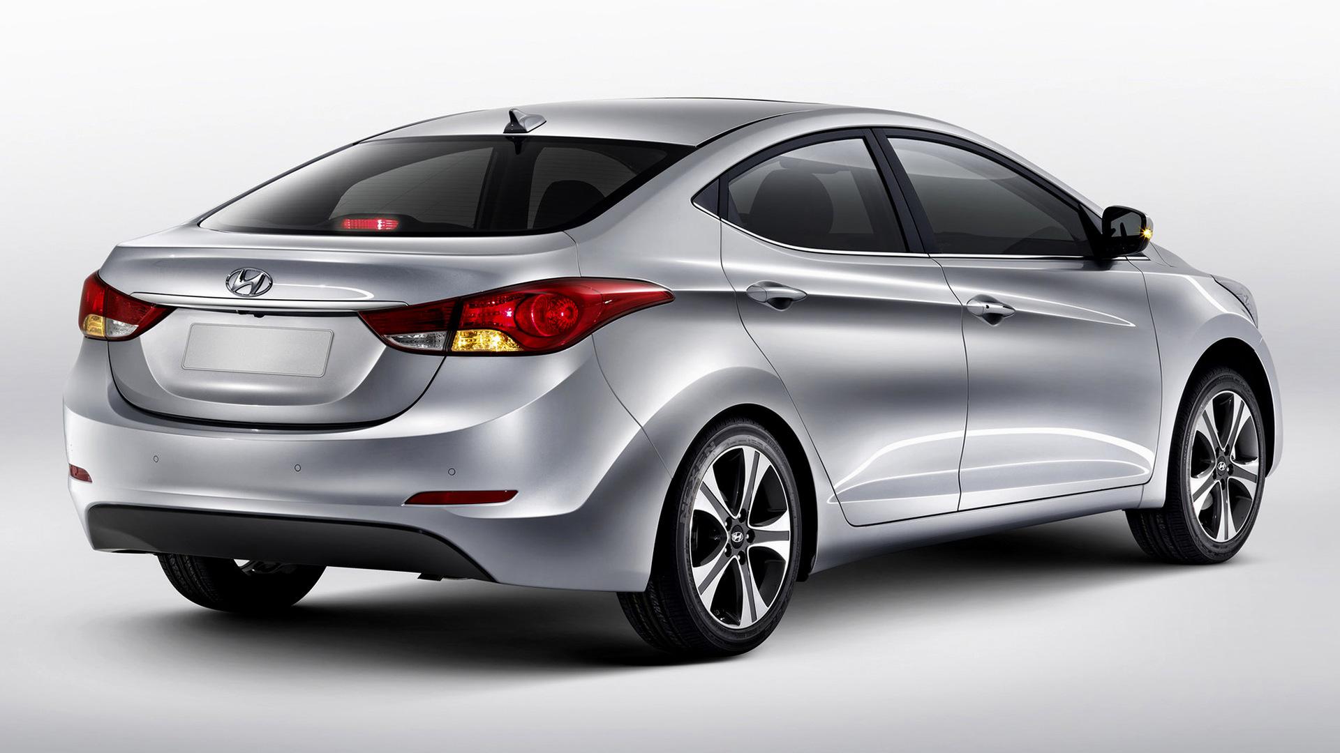 2012 Hyundai Elantra Langdong Wallpapers And Hd Images