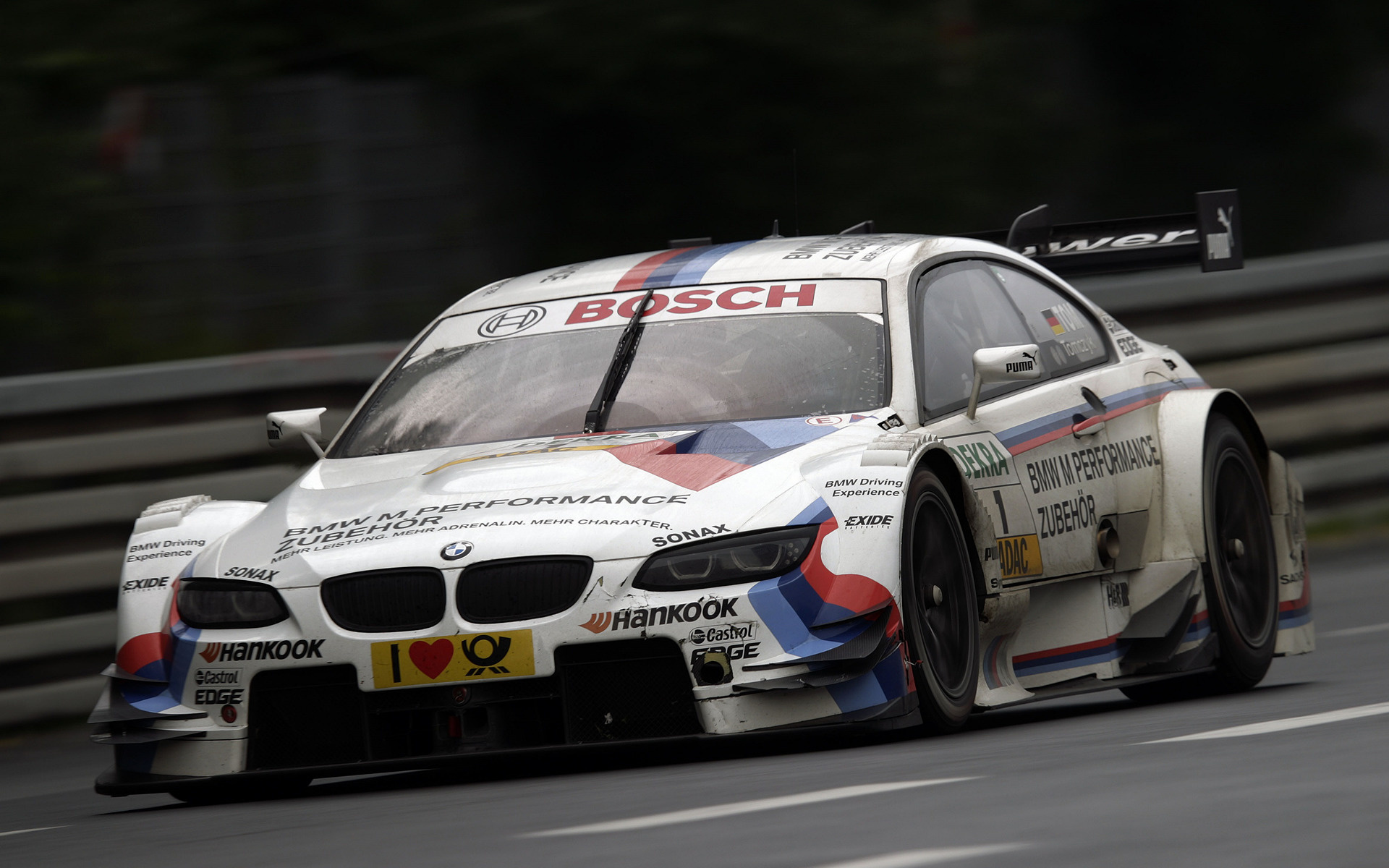 BMW M3 DTM (2012) Wallpapers and HD Images - Car Pixel