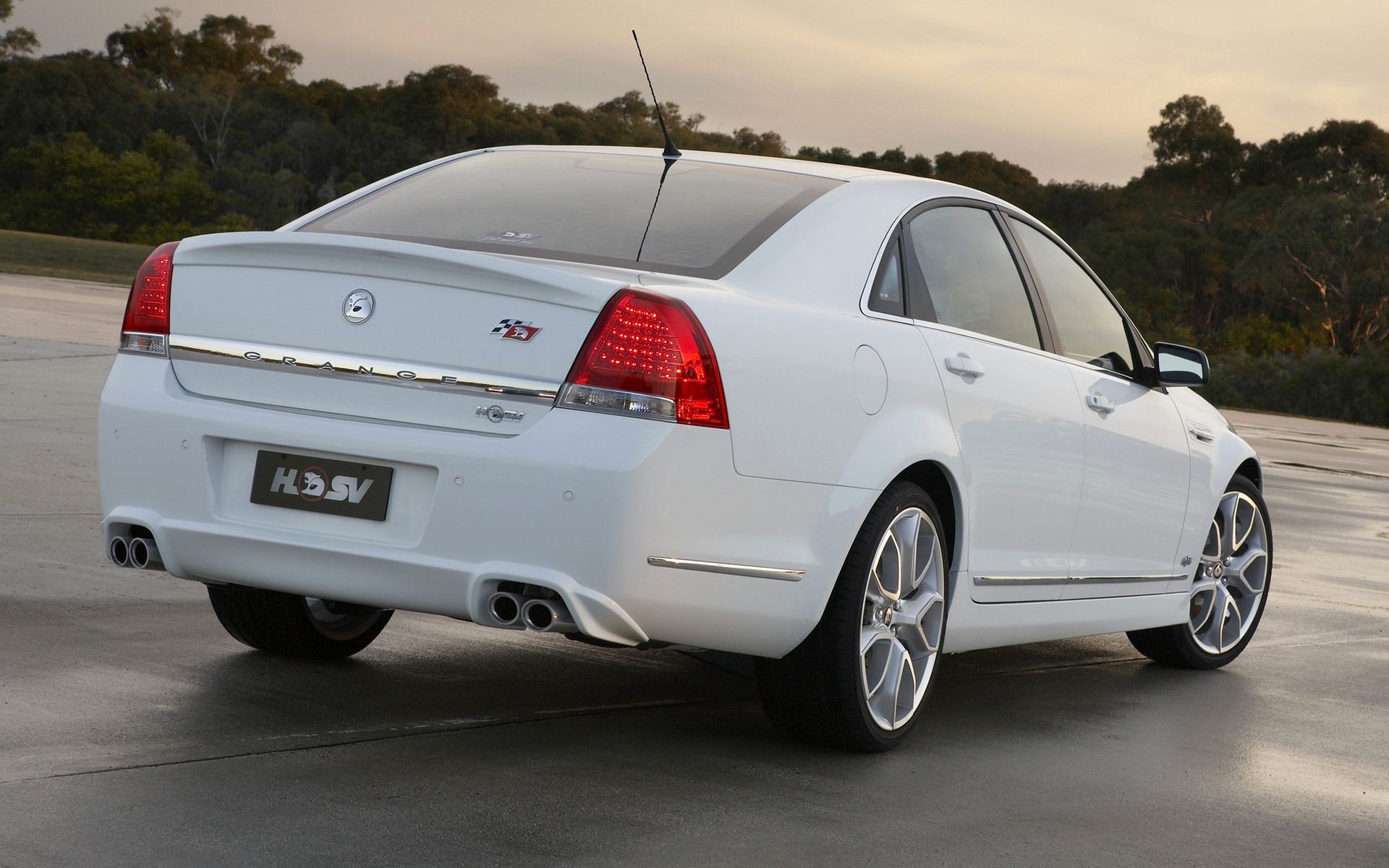 Hsv Grange 2006 Wallpapers And Hd Images Car Pixel