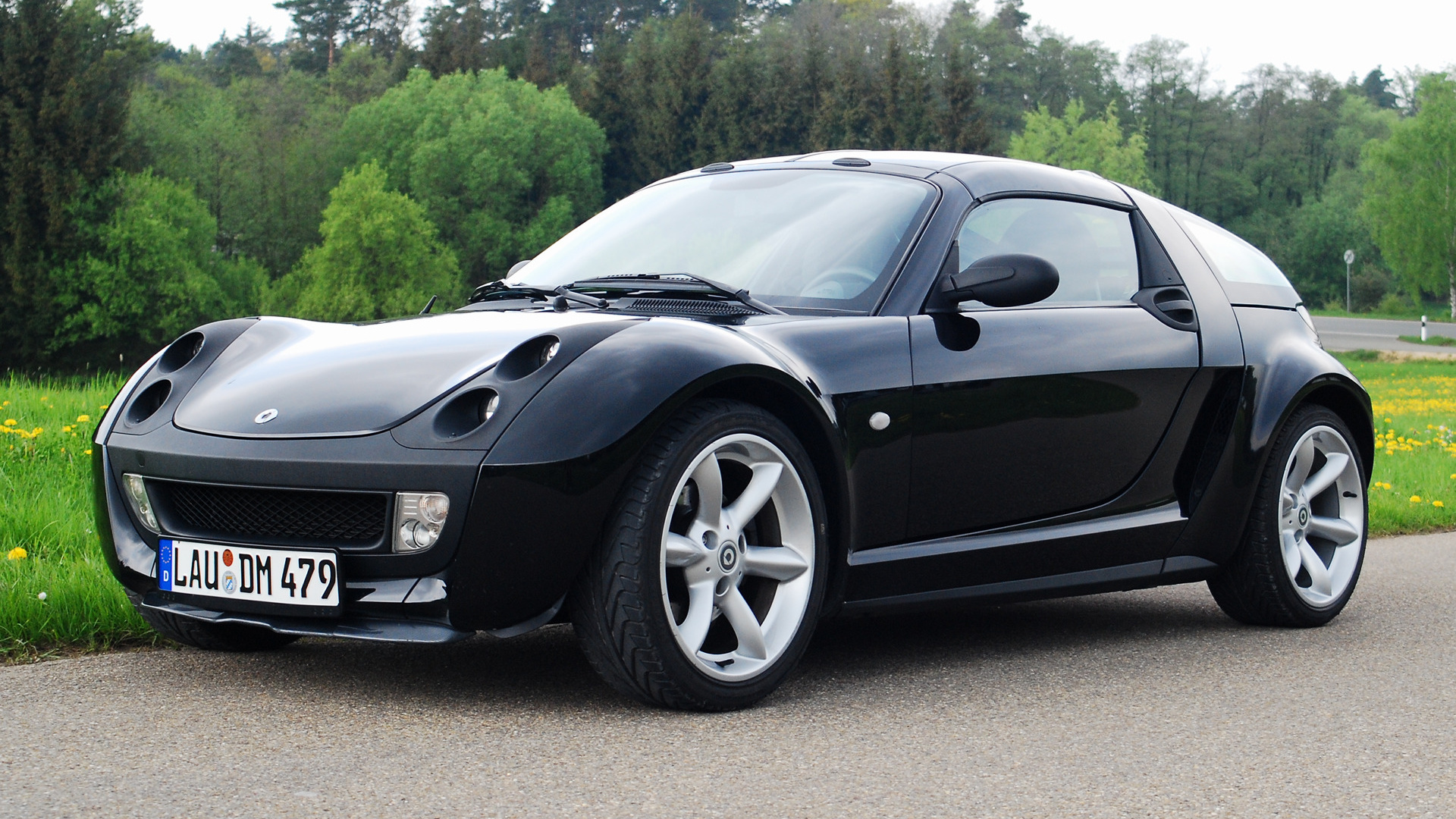 smart roadster coupe - photo #17