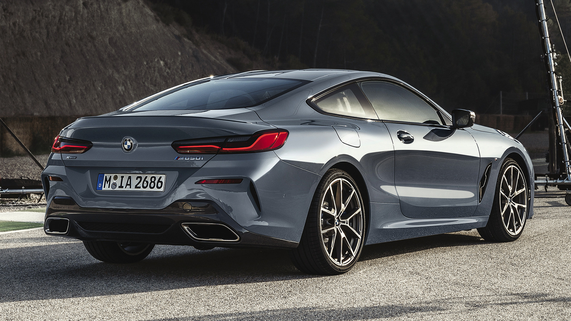 2018 Bmw M850i Coupe Wallpapers And Hd Images Car Pixel