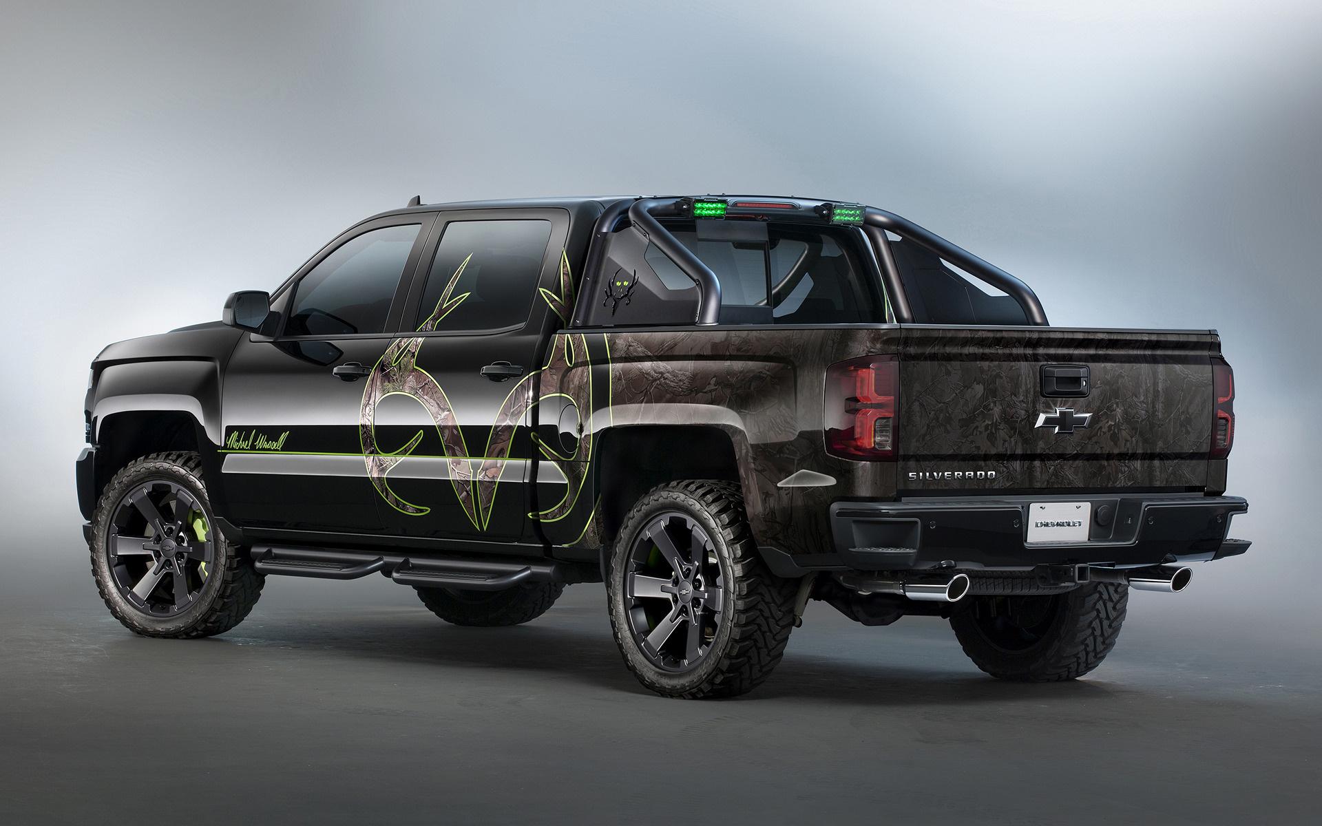 Chevrolet Silverado Realtree Bone Collector 2015 Wallpapers And HD