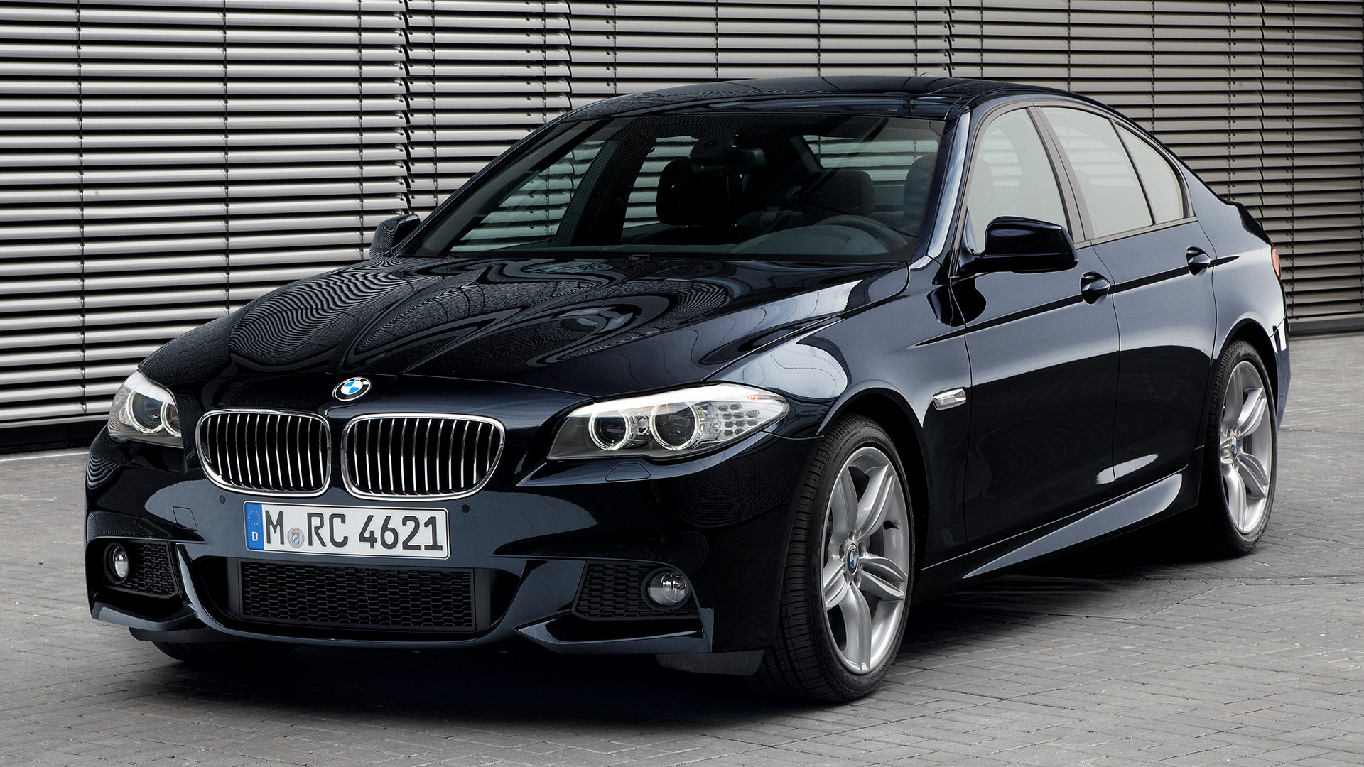 2010 Bmw 5 Series M Sport Wallpapers And Hd Images Car Pixel