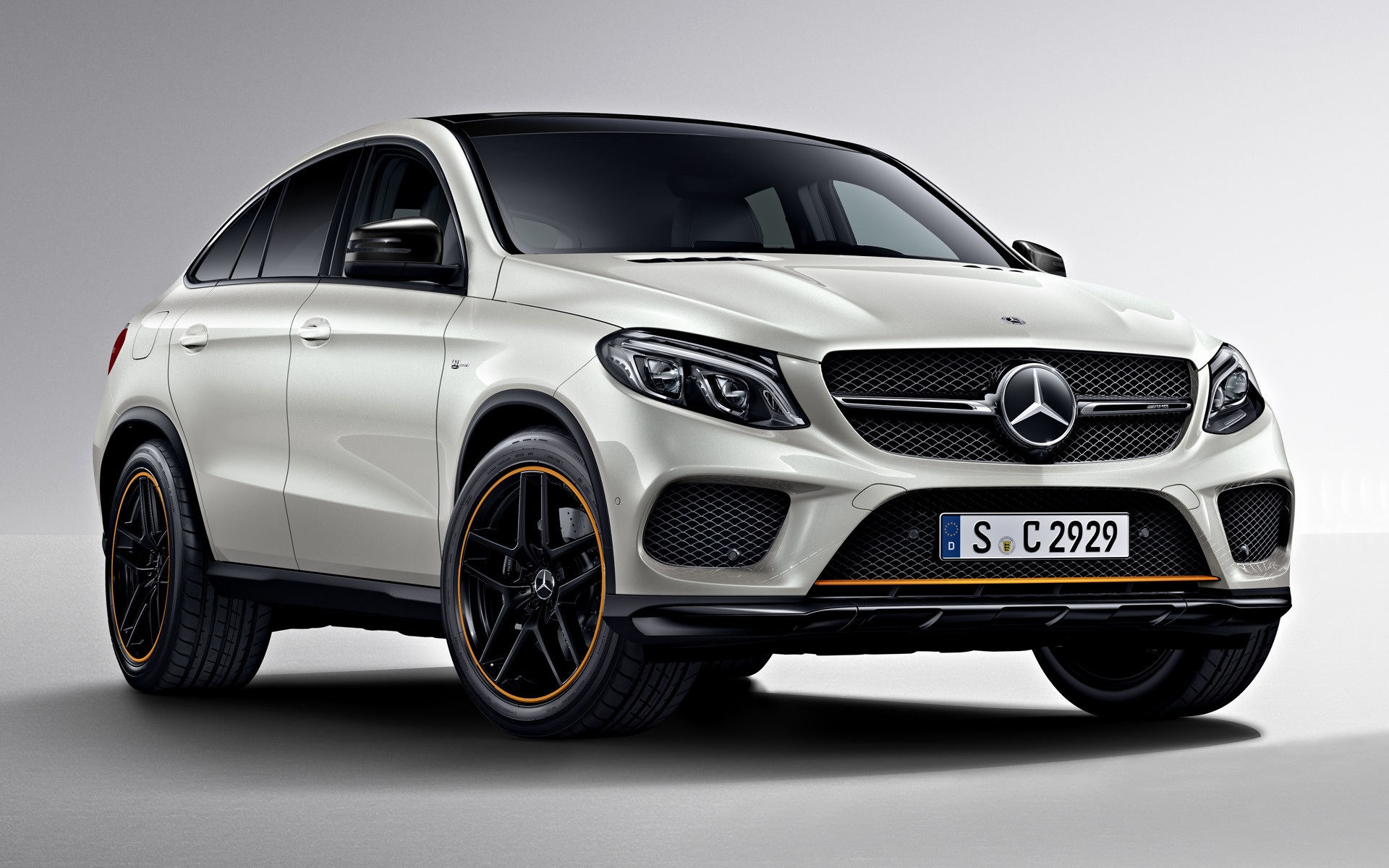 2017 Mercedes Amg Gle 43 Coupe Orangeart Edition